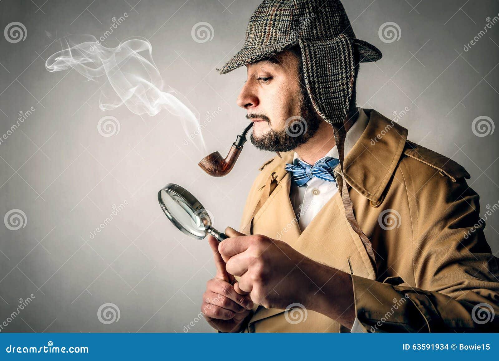 Poważny detektyw