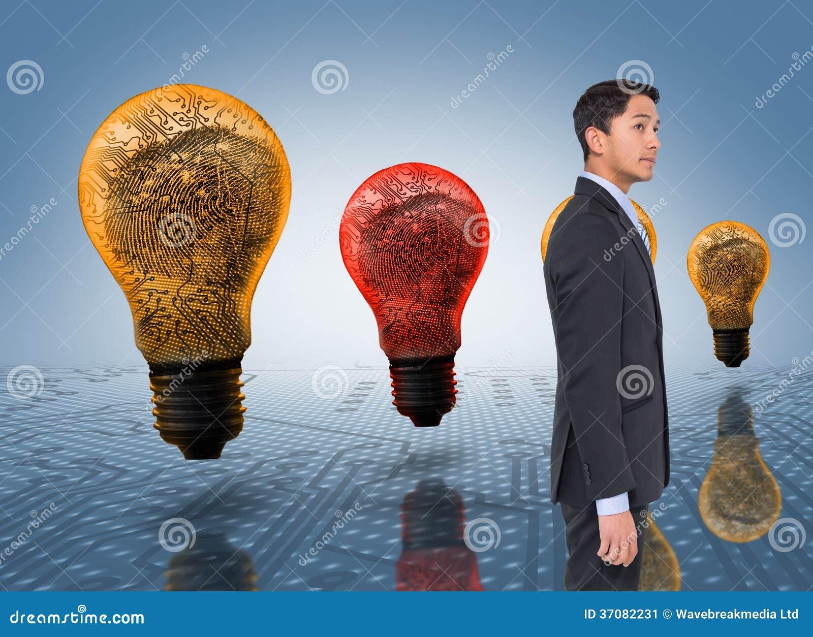 Download Poważny Azjatykci Biznesmen Obraz Stock - Obraz złożonej z energia, pomysł: 37082231