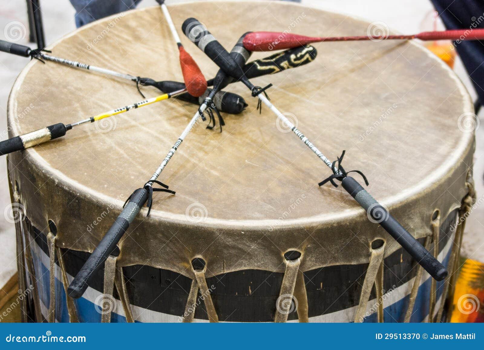 Powdundersuccé trummar