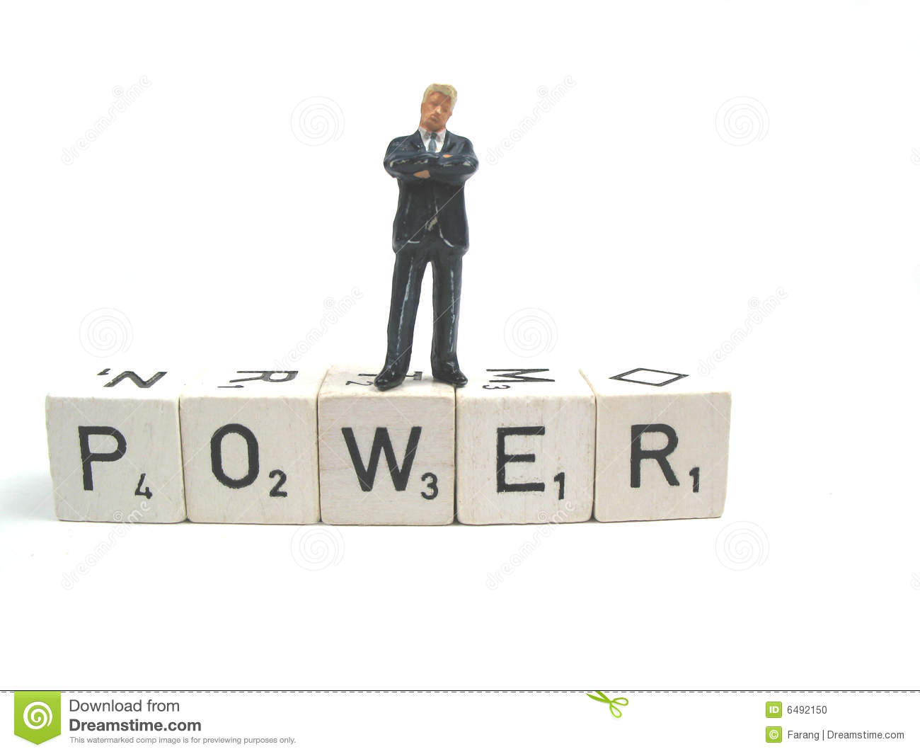 Power Abuse Stock Photo - Image: 6492150