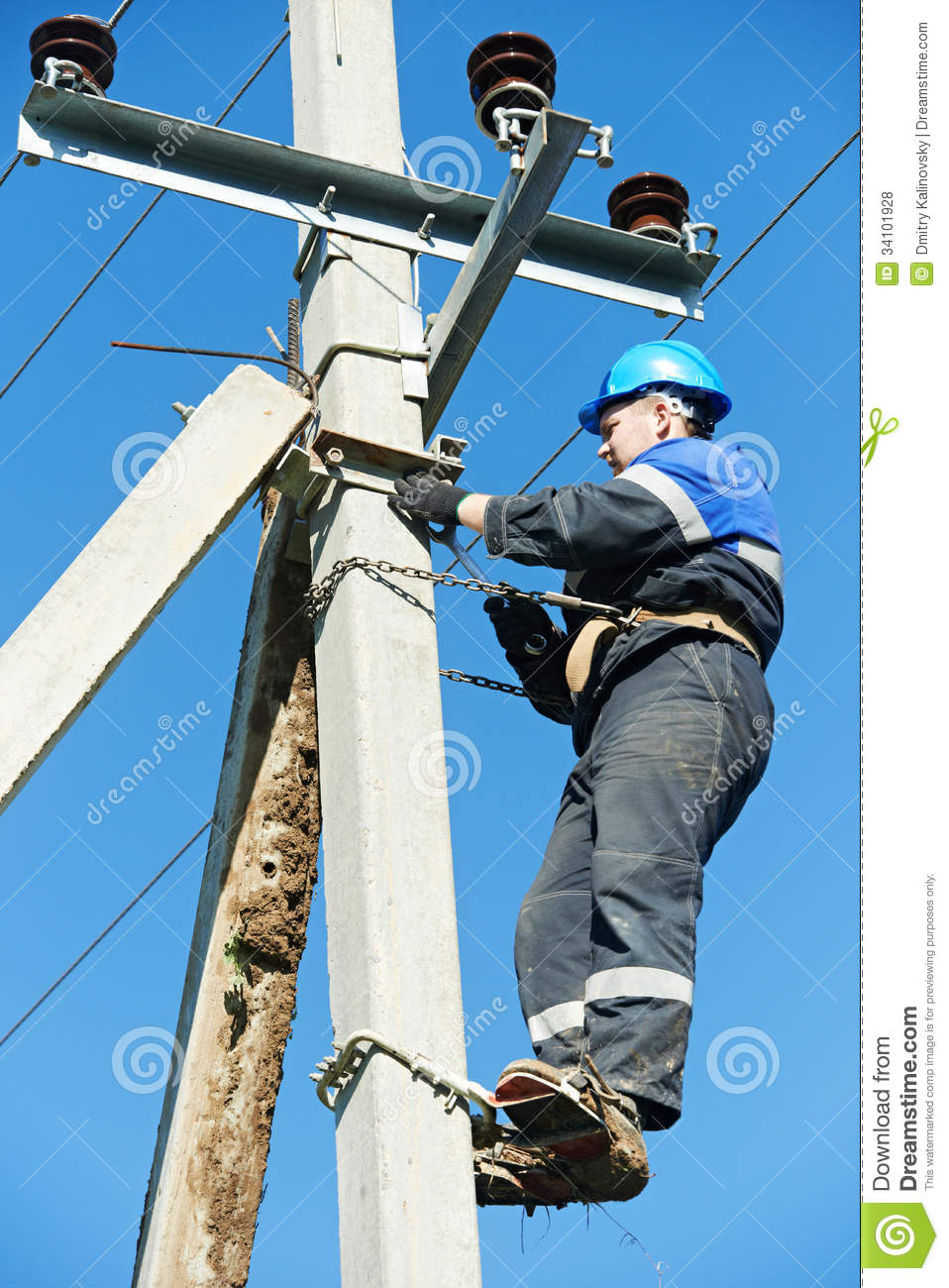 how to become an electrical lineman