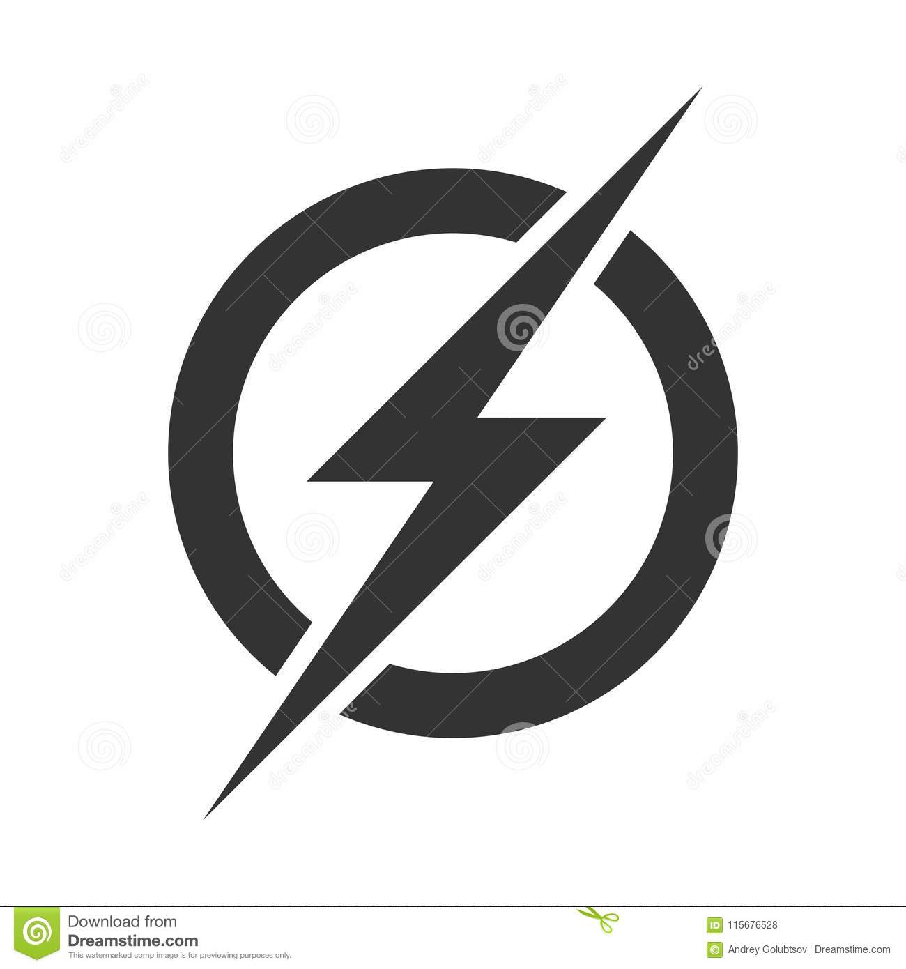 Funky Electric Power Symbol Gallery - Electrical System Block ...