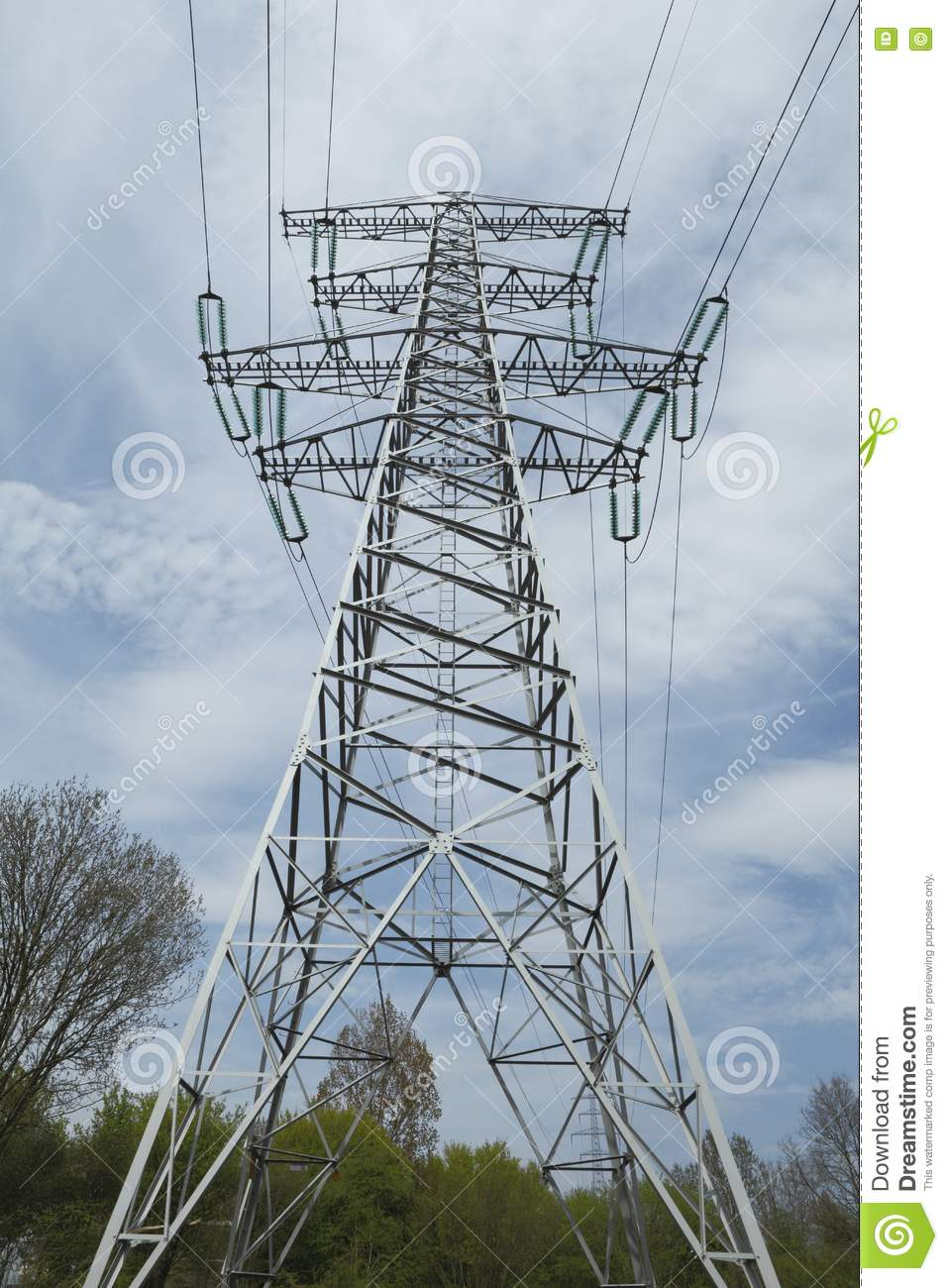 mast powerpoint poster template - power mast royalty free stock photo image 14229155