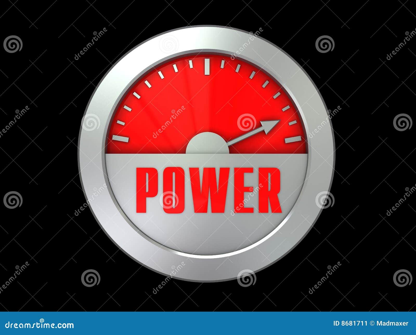 Power Meter Cartoon : Power meter royalty free cartoon cartoondealer