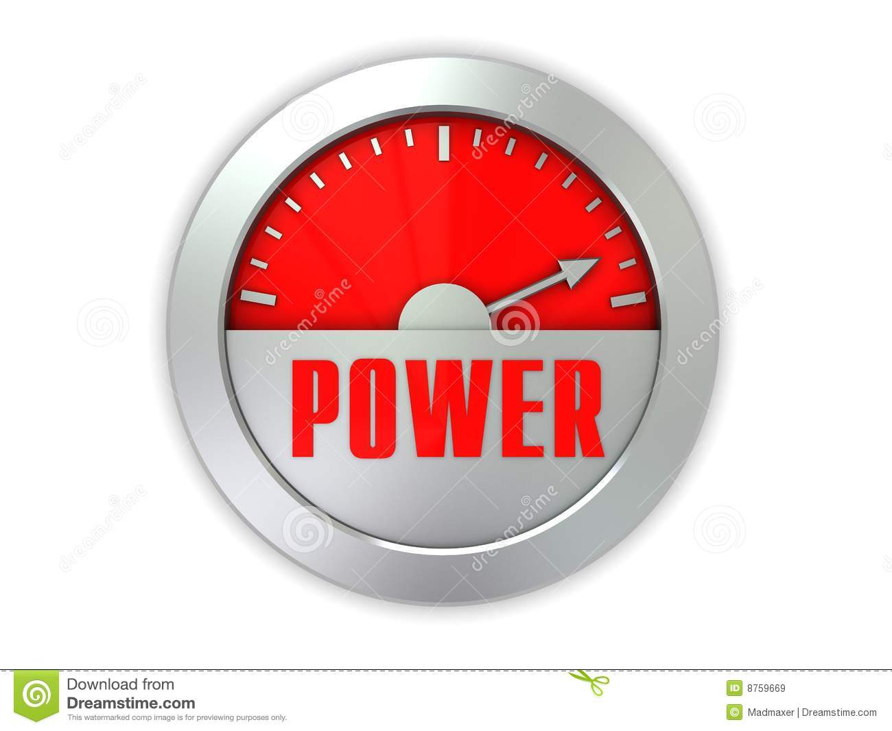 Power Meter Icon : Power meter royalty free stock images image