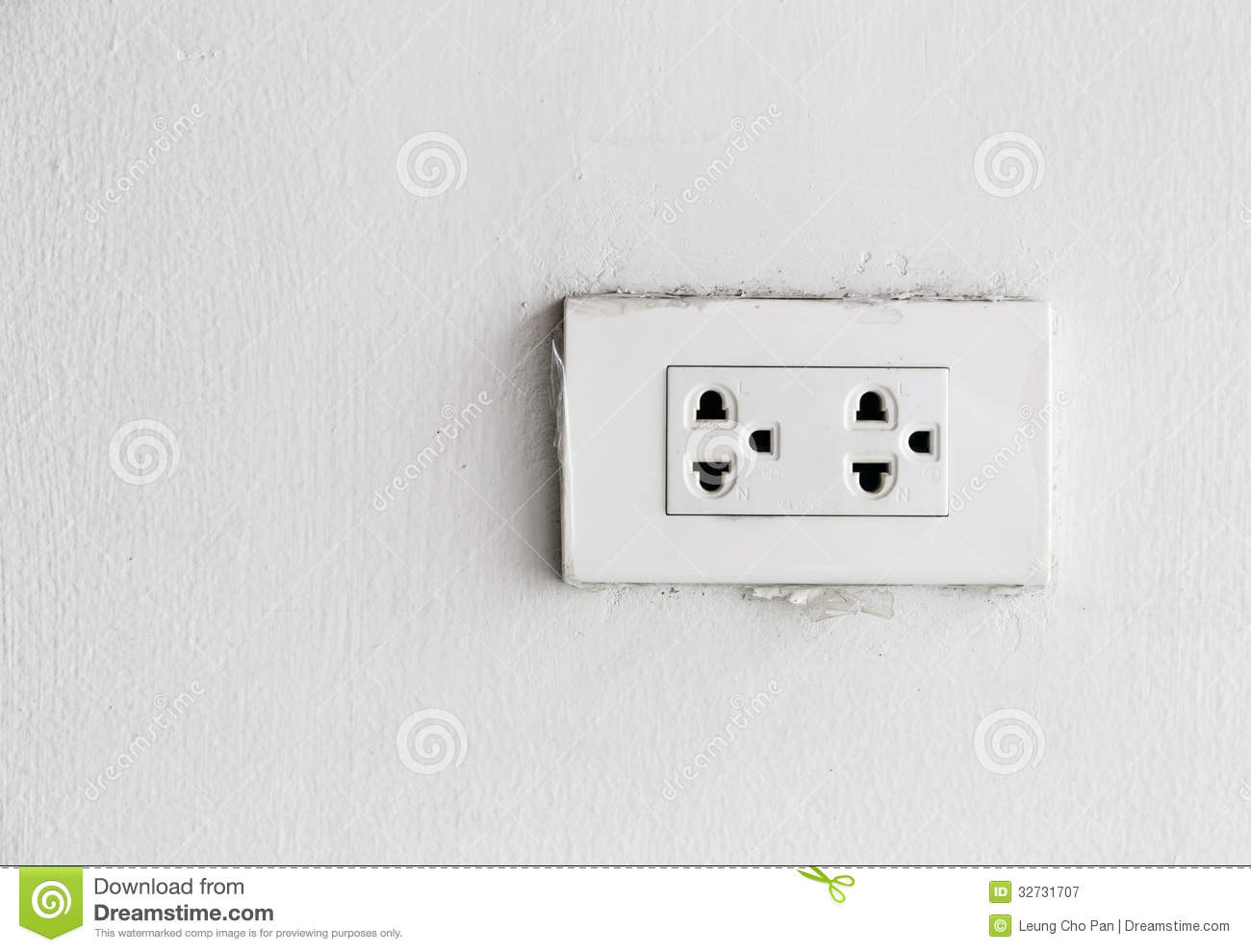 how to add a power outlet to a wall