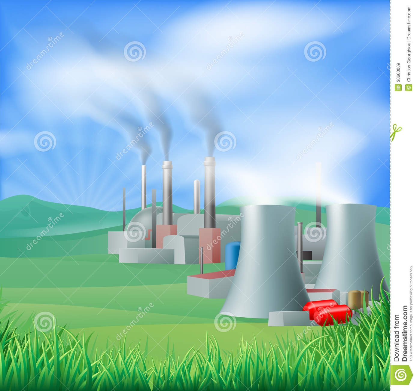 Electric Power Plant Clipart Electrical 58 Layout Pokemon Yellow Download