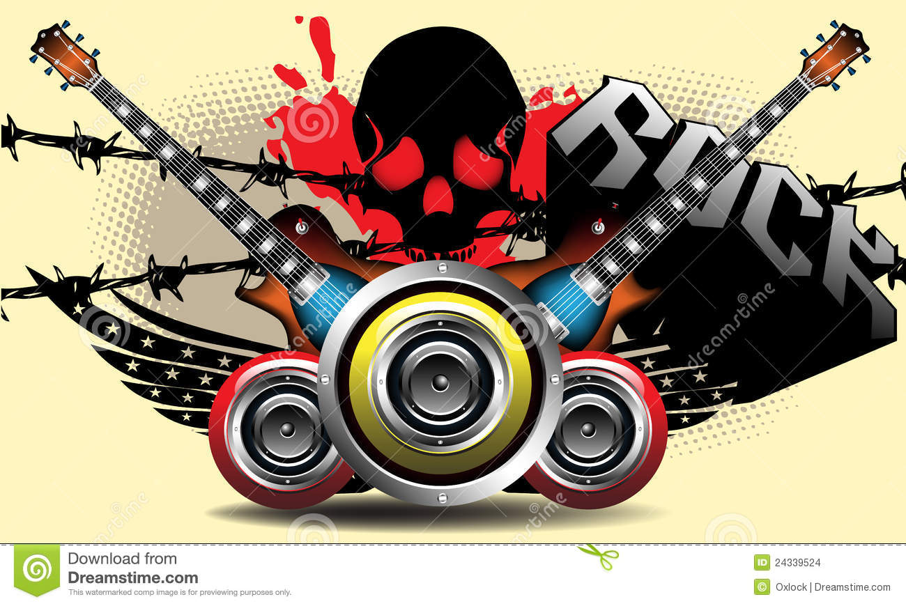 The power of rock music