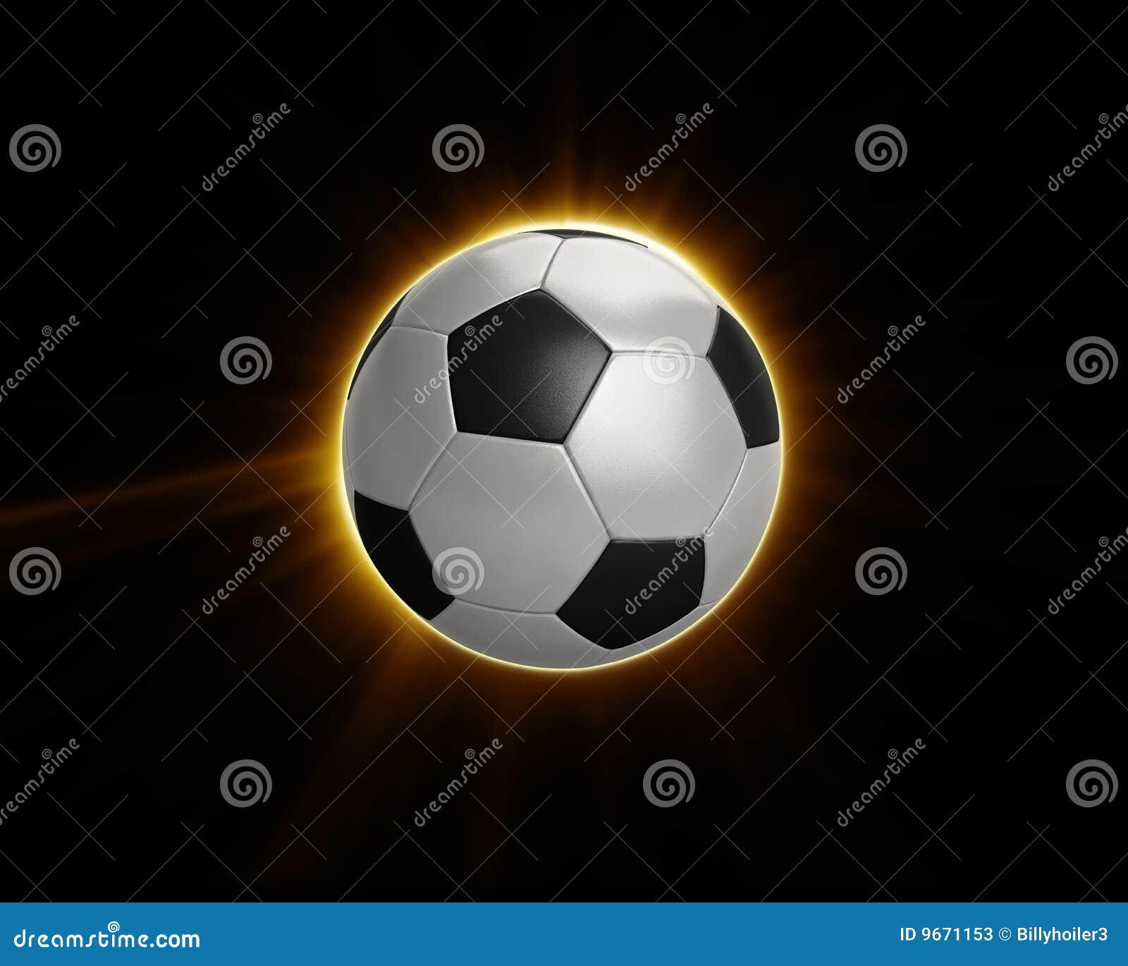 Power Soccer Football Flare