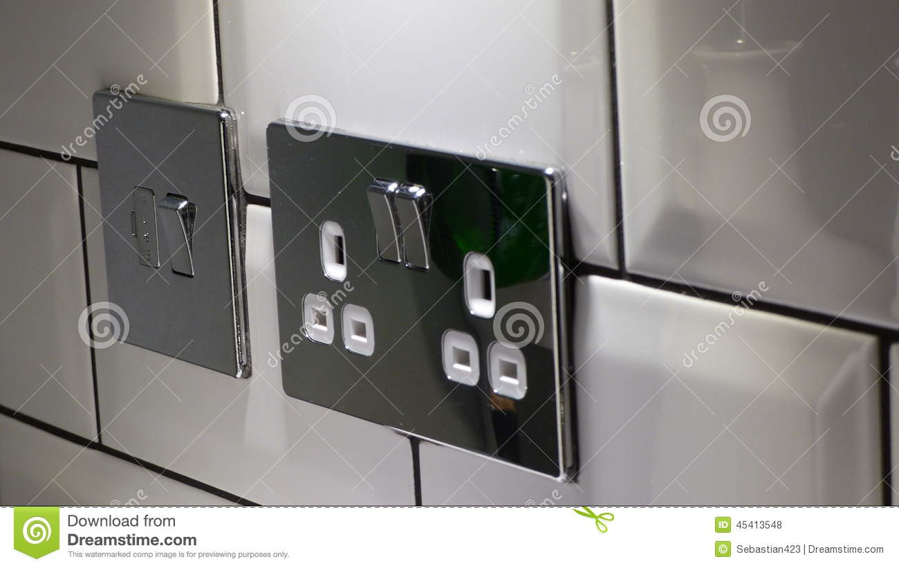 Power Socket Stock Photo Image Of Home Socket Energy
