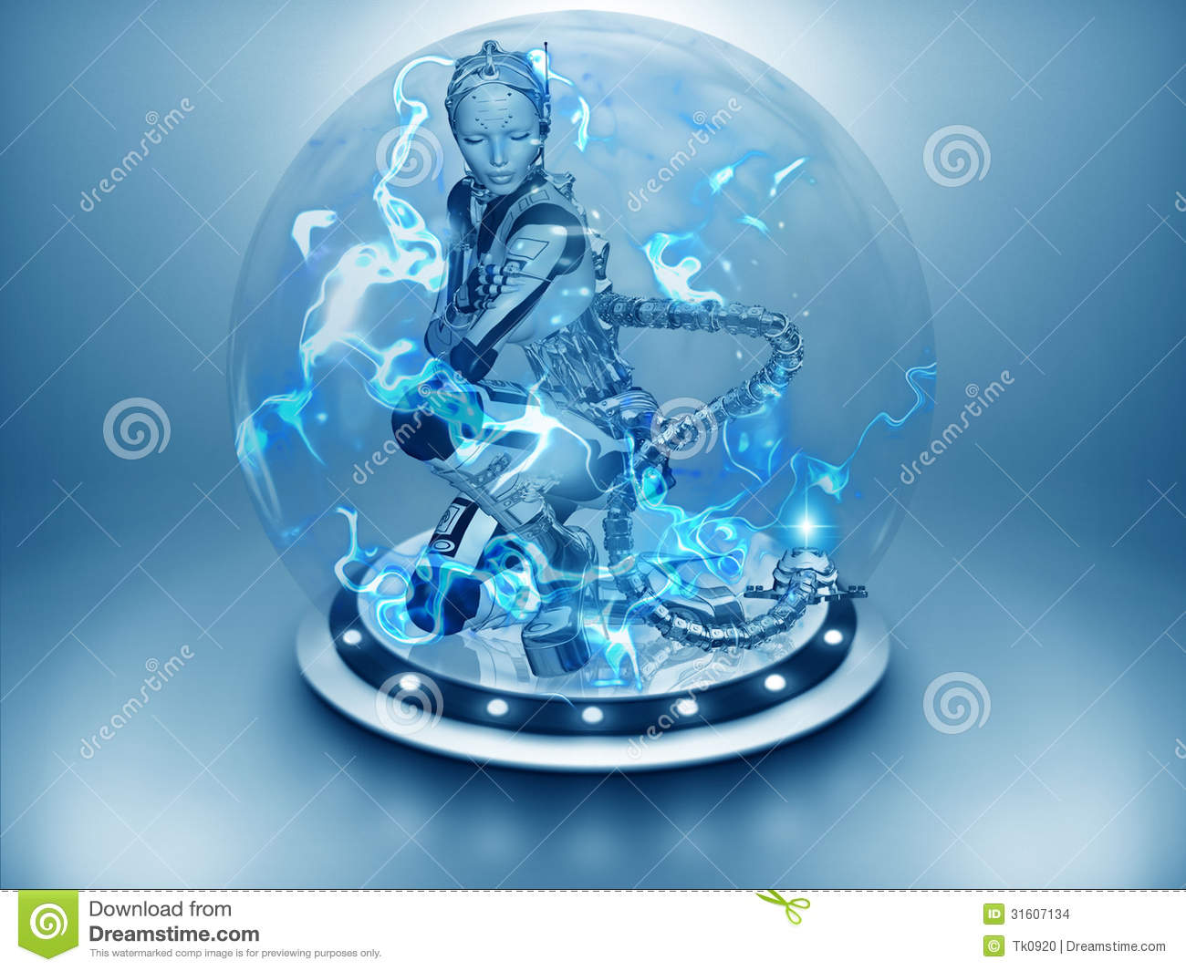 robot sphere technology advanced tech android power being energized advance powering clipart charging illustrations energy energize clip graphics preview