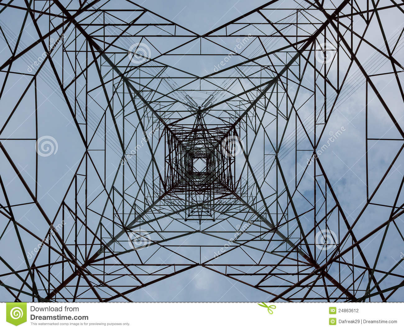Power Symmetry Stock Photography - Image: 24863612