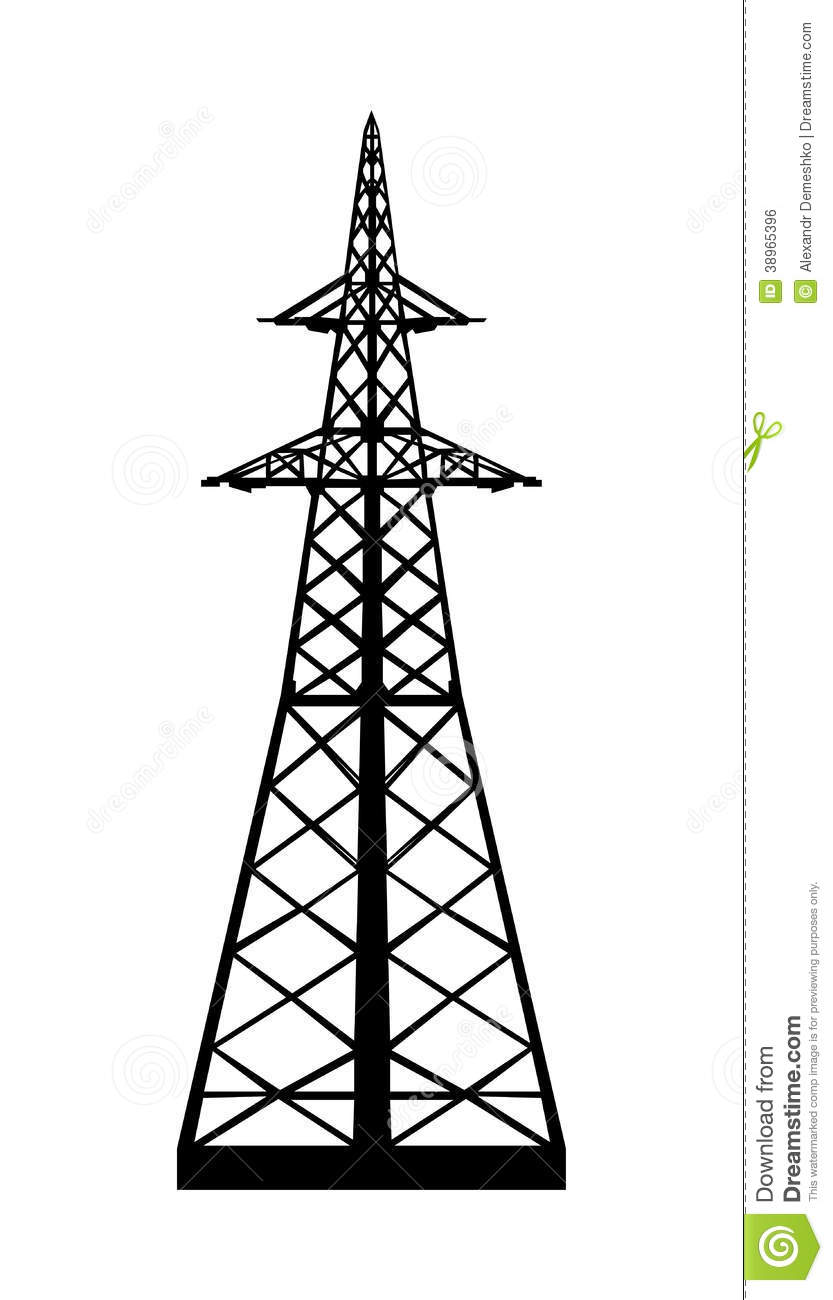 Buzzer Wiring Diagram also 2z6xk Find Picture Power Steering Hose moreover Blaw Knox Transmission Line Tower Pre 1920 moreover Royalty Free Stock Image Power Transmission Tower Isolated White Vector Eps Image38965396 besides Desing Construction Of 33 Kv 11 Kv Lines. on electric power transmission