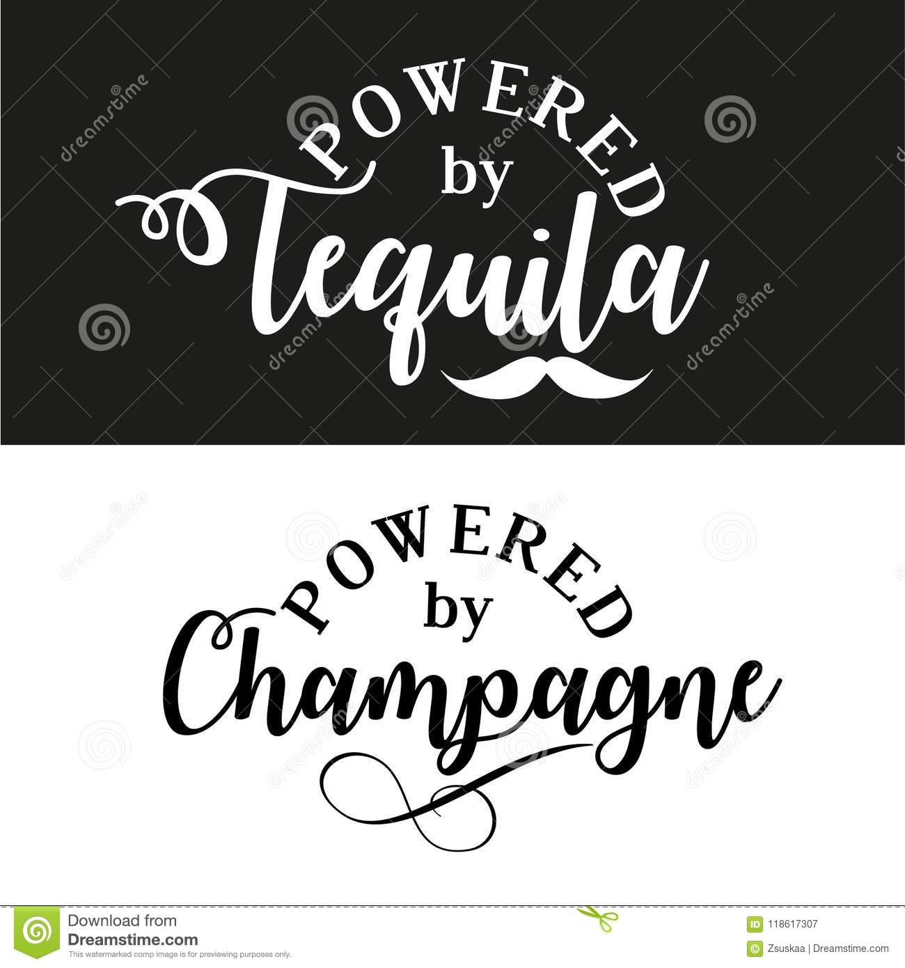Powered by tequila/champagne.