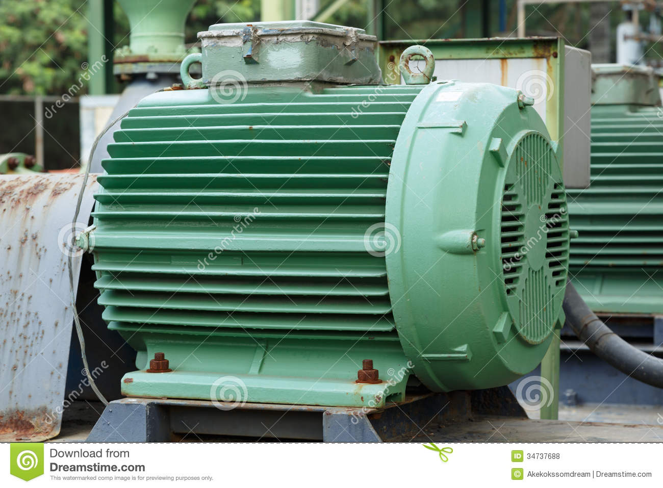 Powerful electric motors for modern industrial equipment for Used industrial electric motors