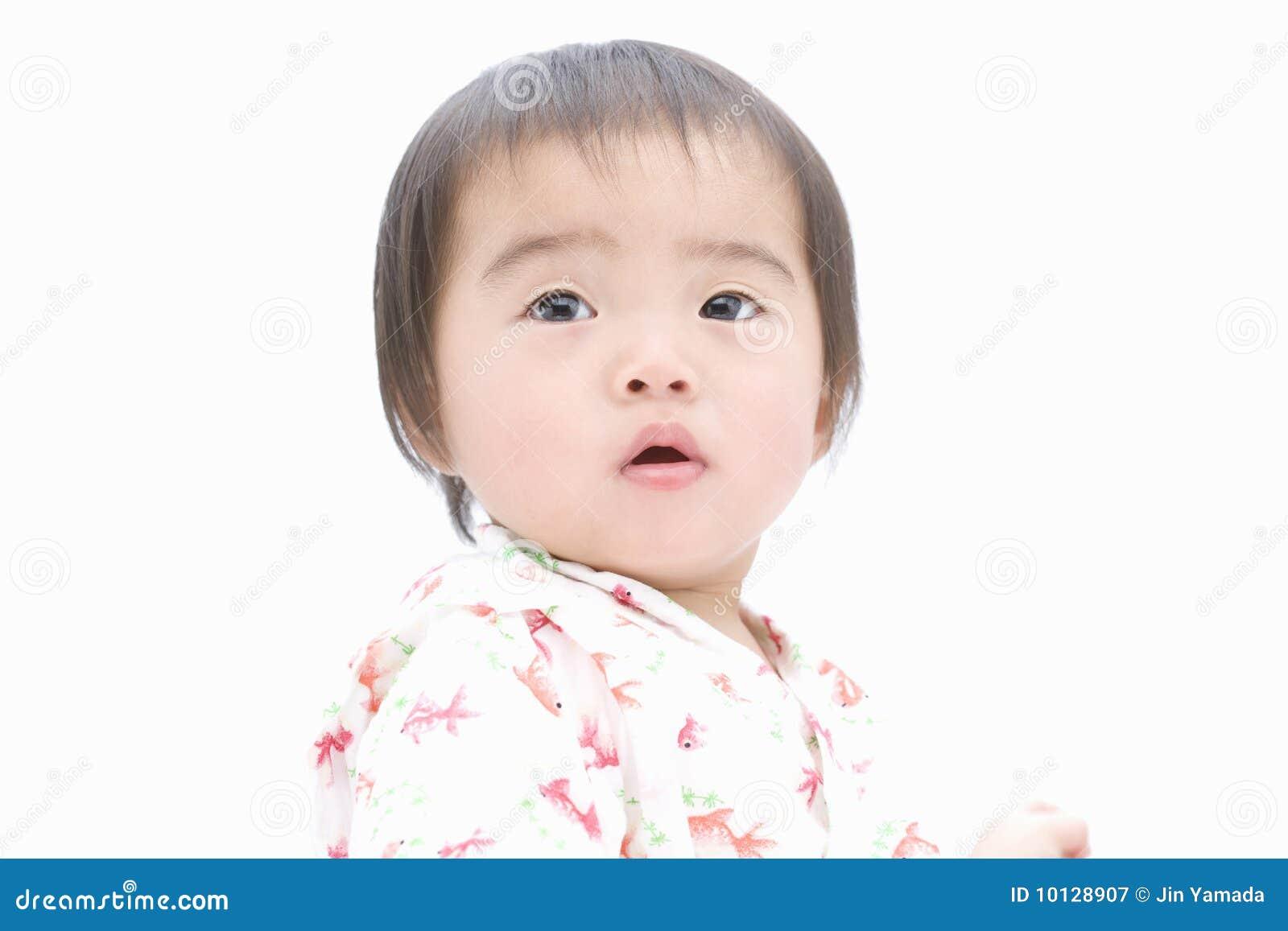 Powerful Japanese Baby