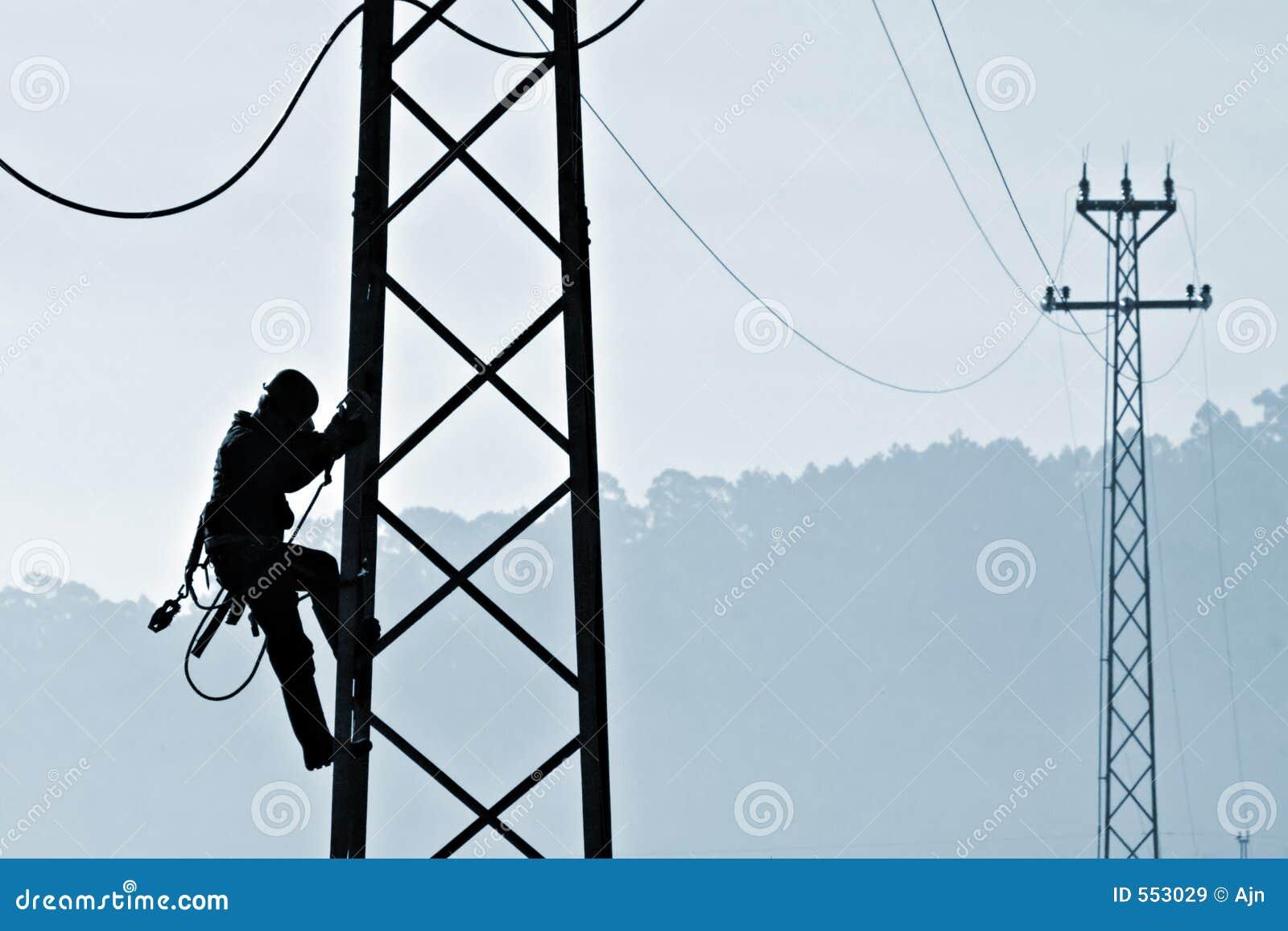Powerplant worker