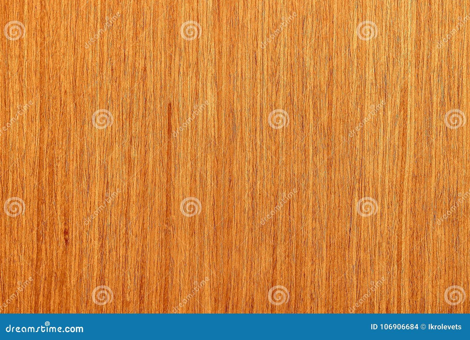 Powierzchnia naturalny fornirujący drewno, dąb Tło, tekstura