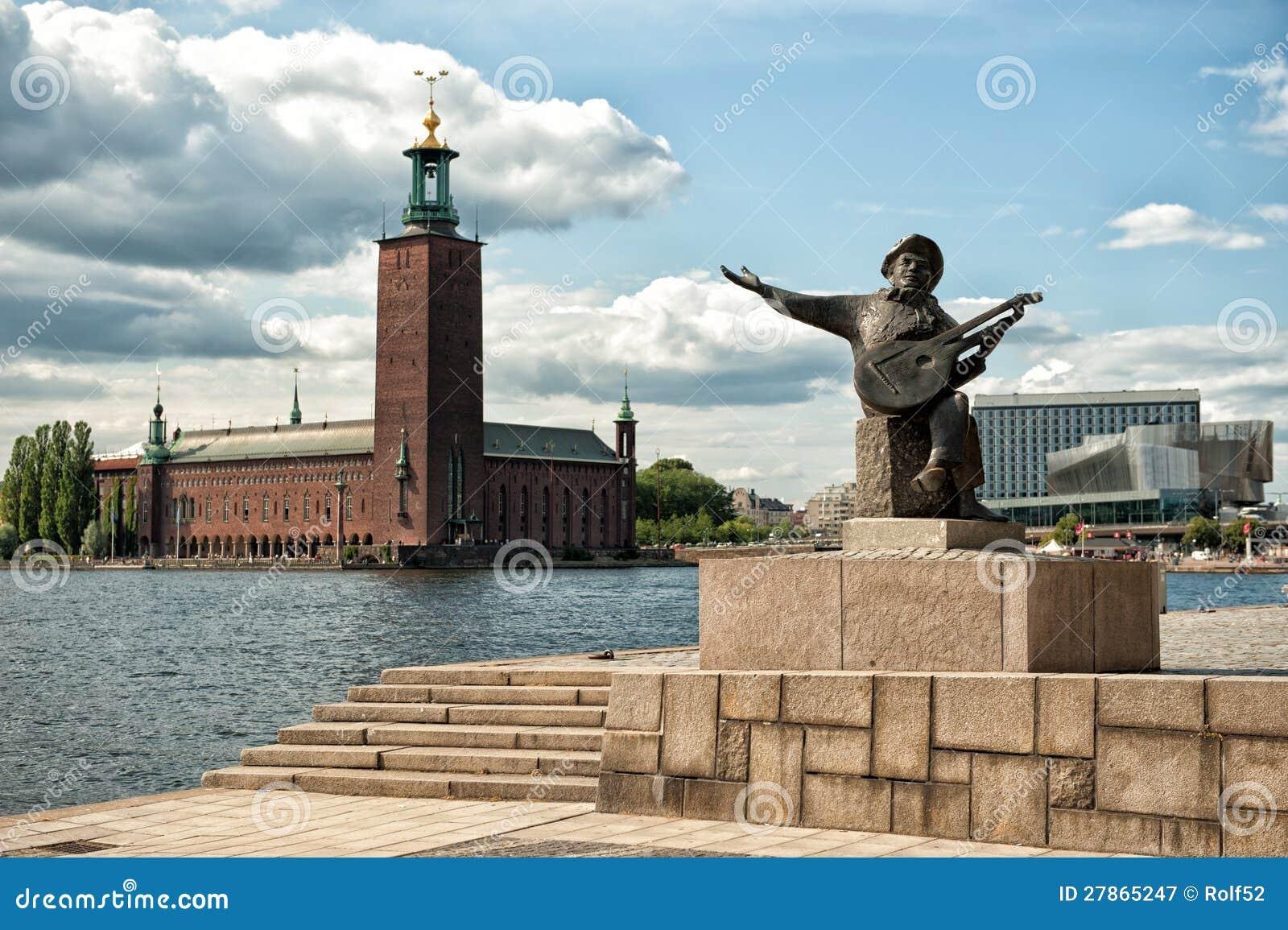 Powitanie Sztokholm