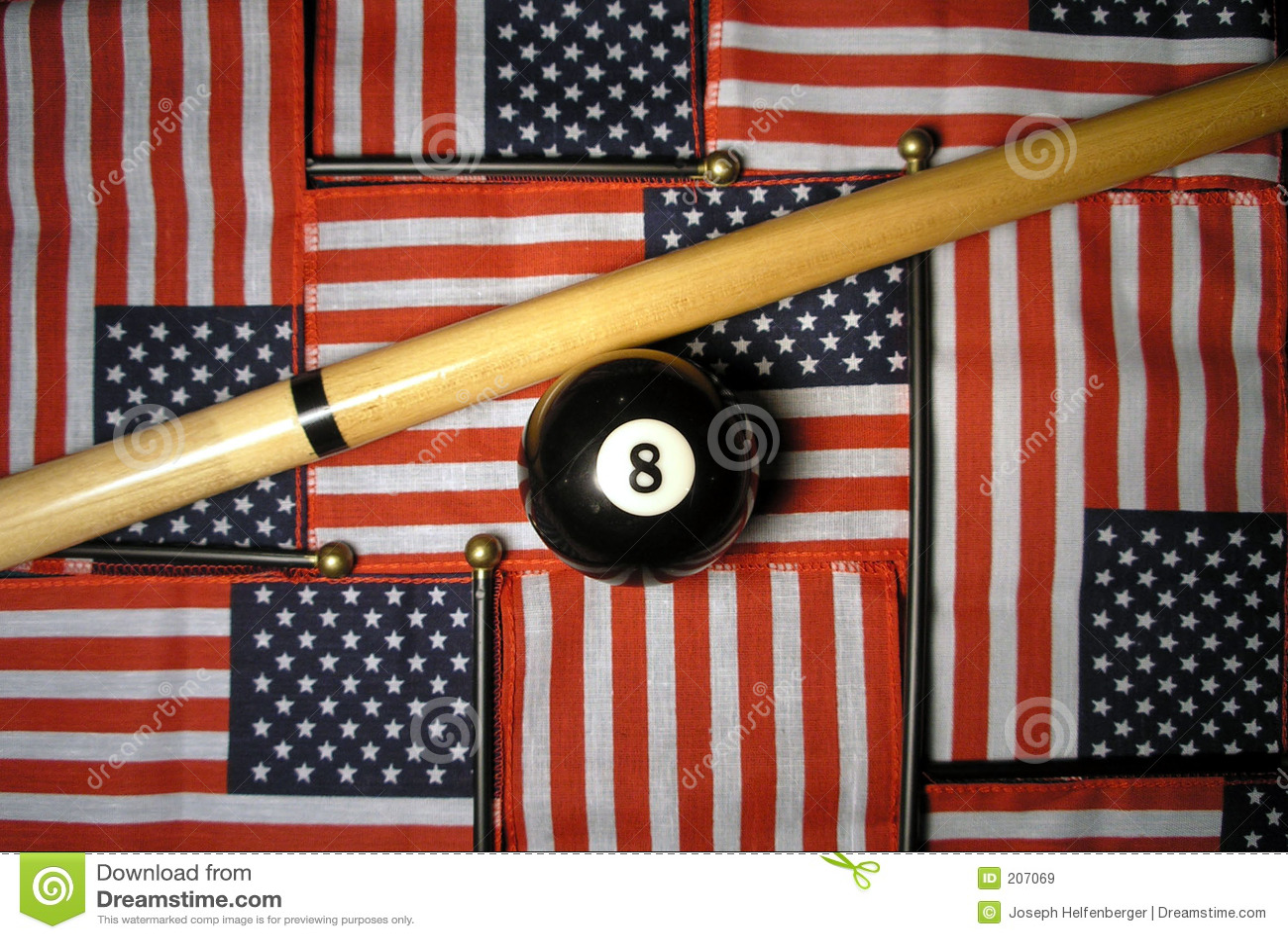 Powodzenia amerykański