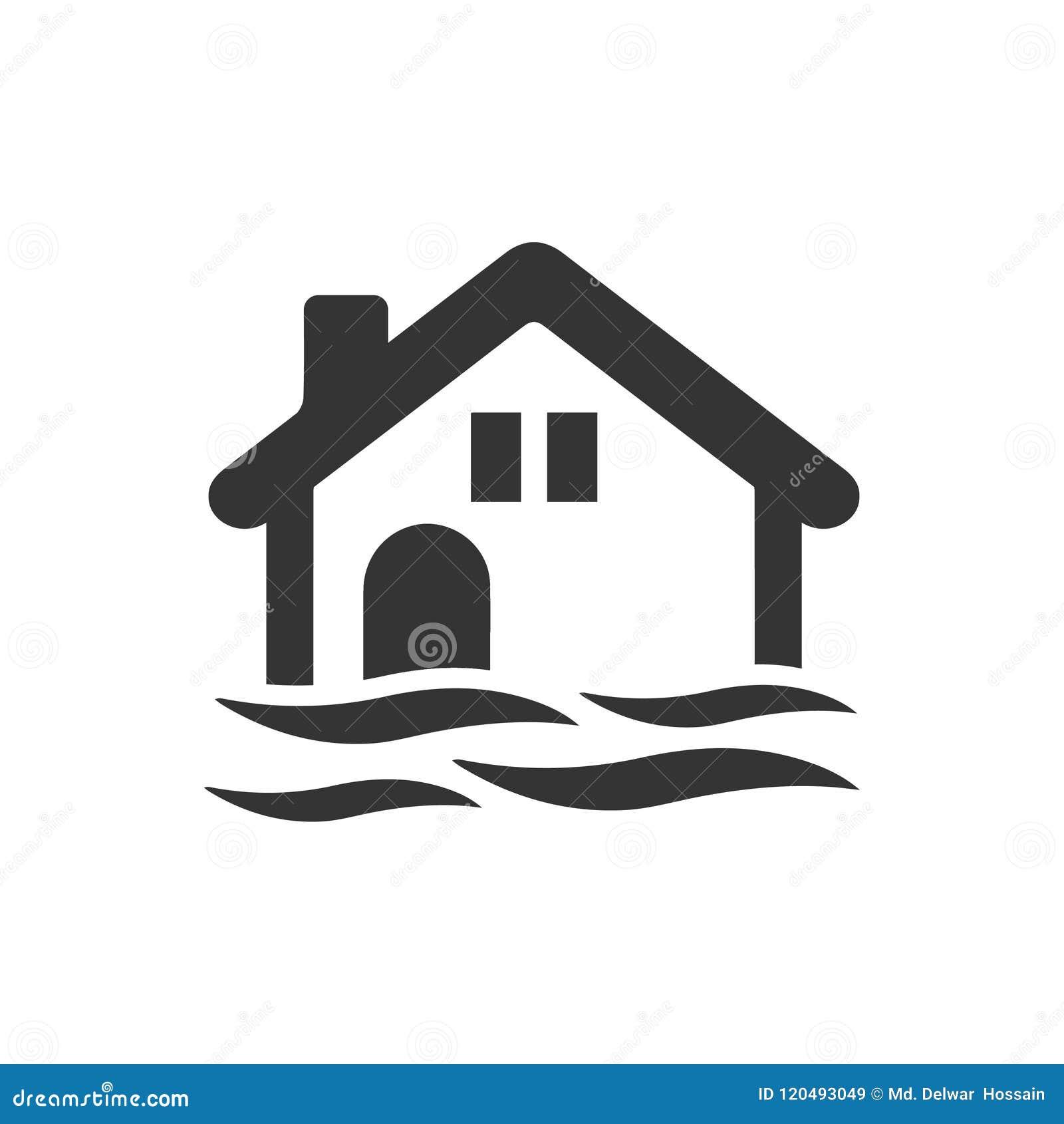 Powodzi ikona