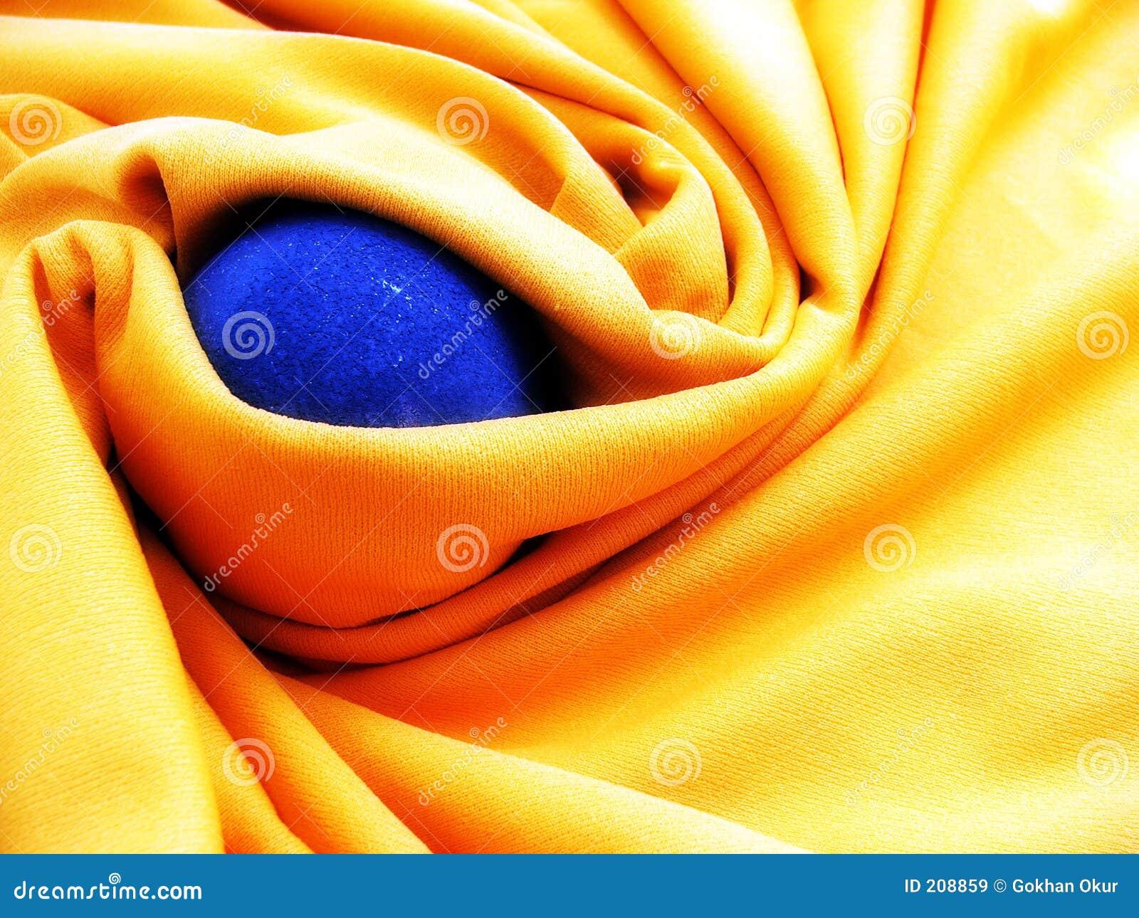 Powszechne kulowego blue żelaza żółty