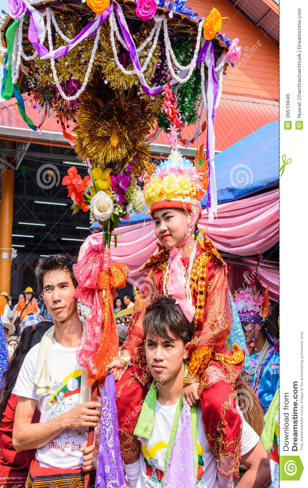 Poy Sang Long-Festival