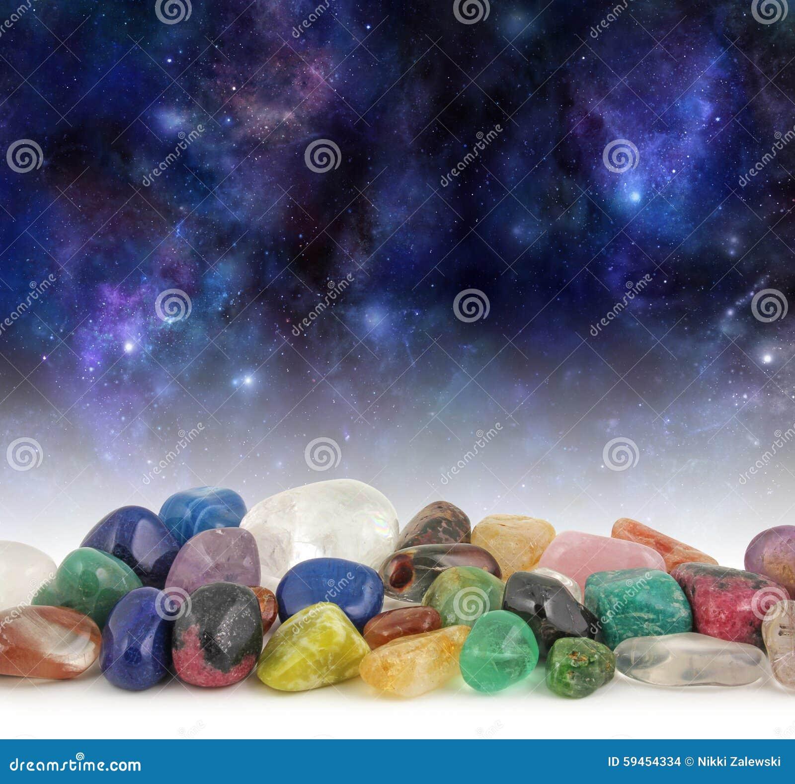 Pozaziemscy Leczniczy kryształy