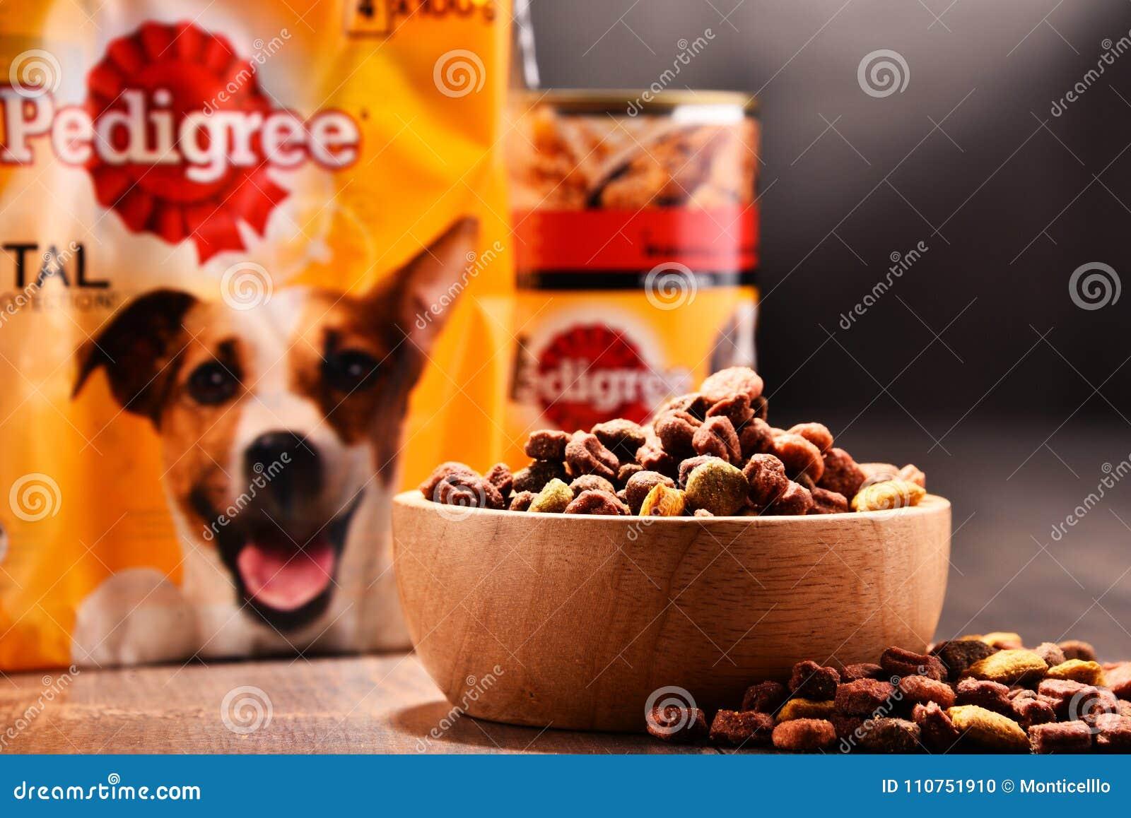 Can Of Pedigree Dog Food