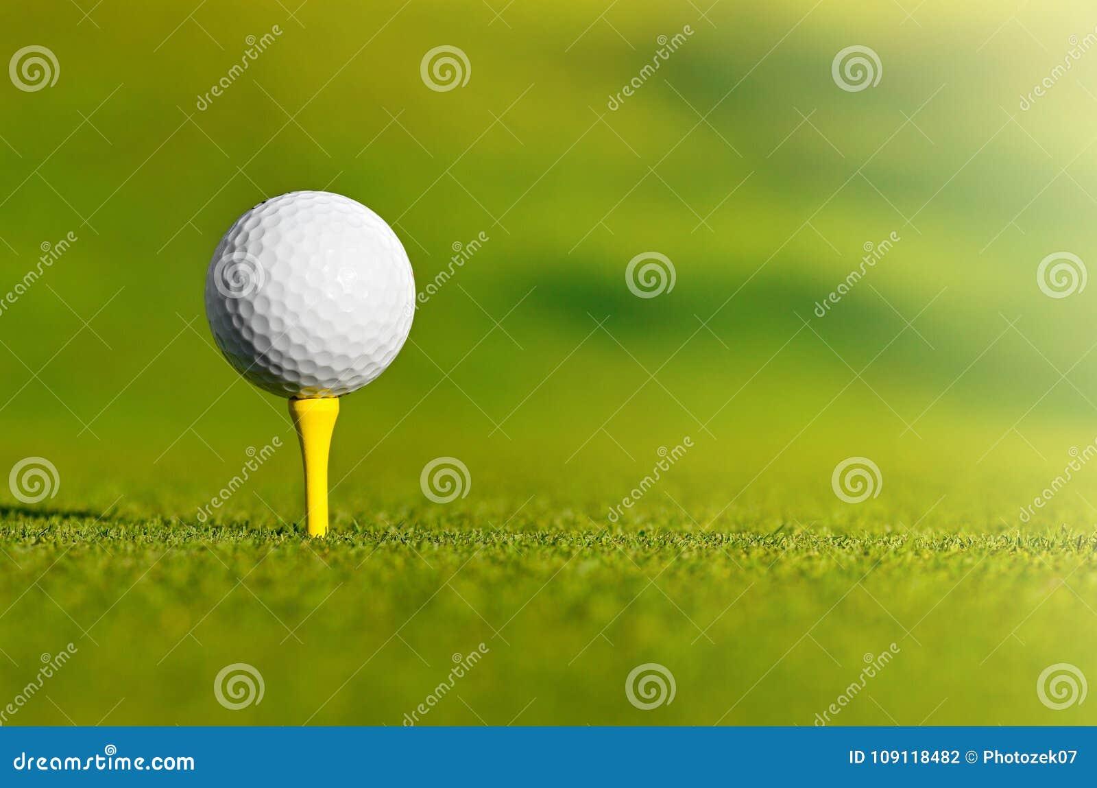 Pozwala ` s golfa dzisiaj!