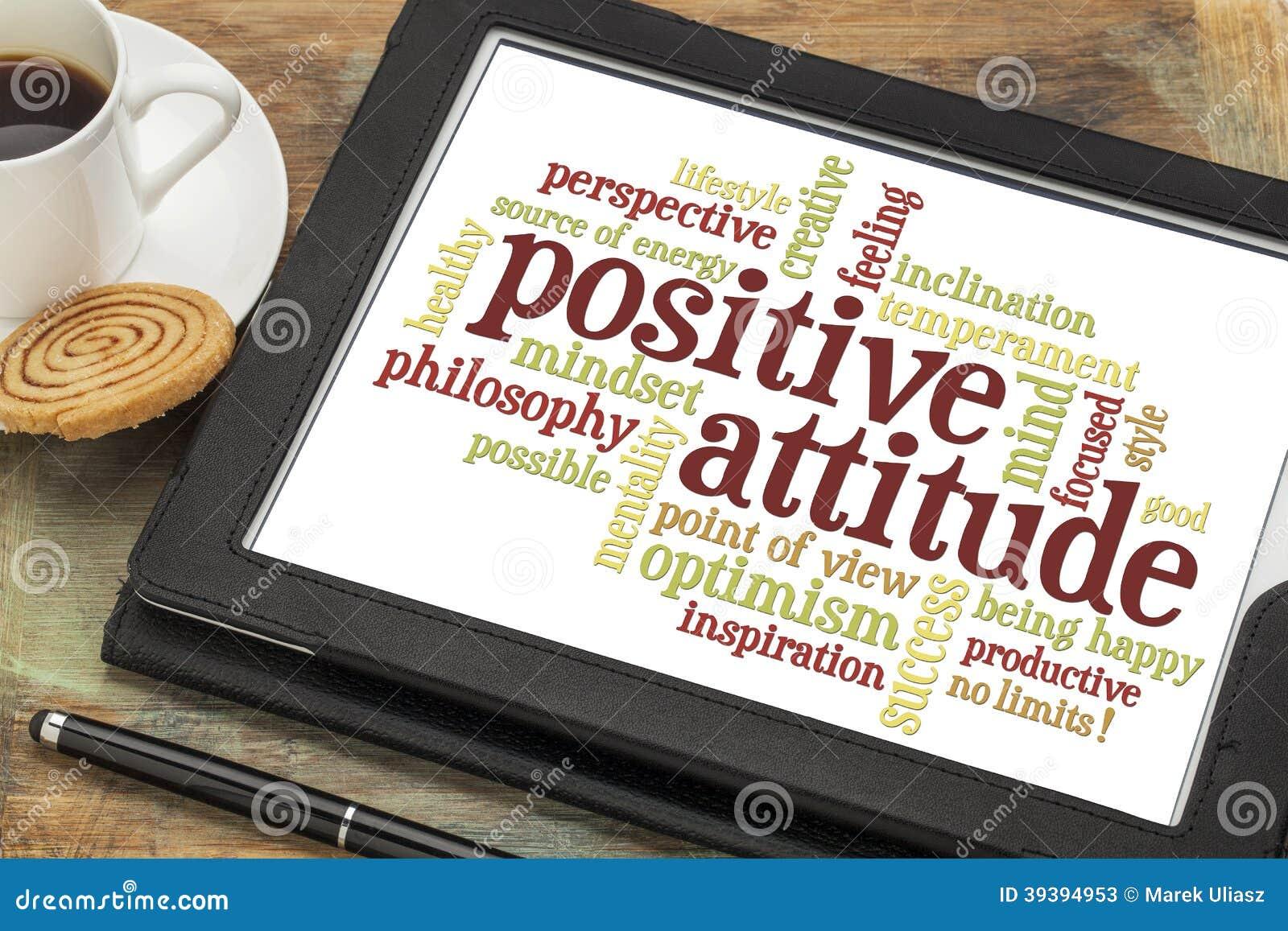 Pozytywna postawa lub mindset