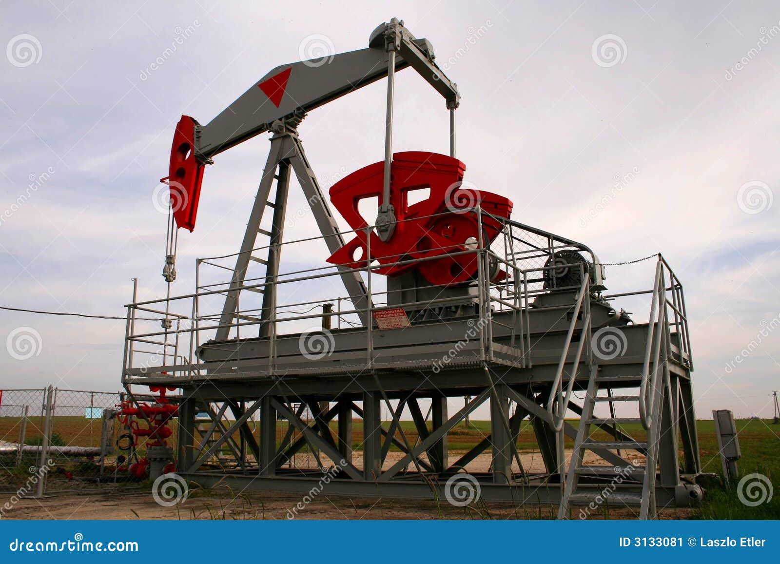 Pozzo di petrolio