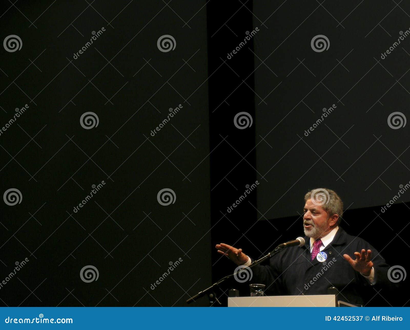 Präsident Lula