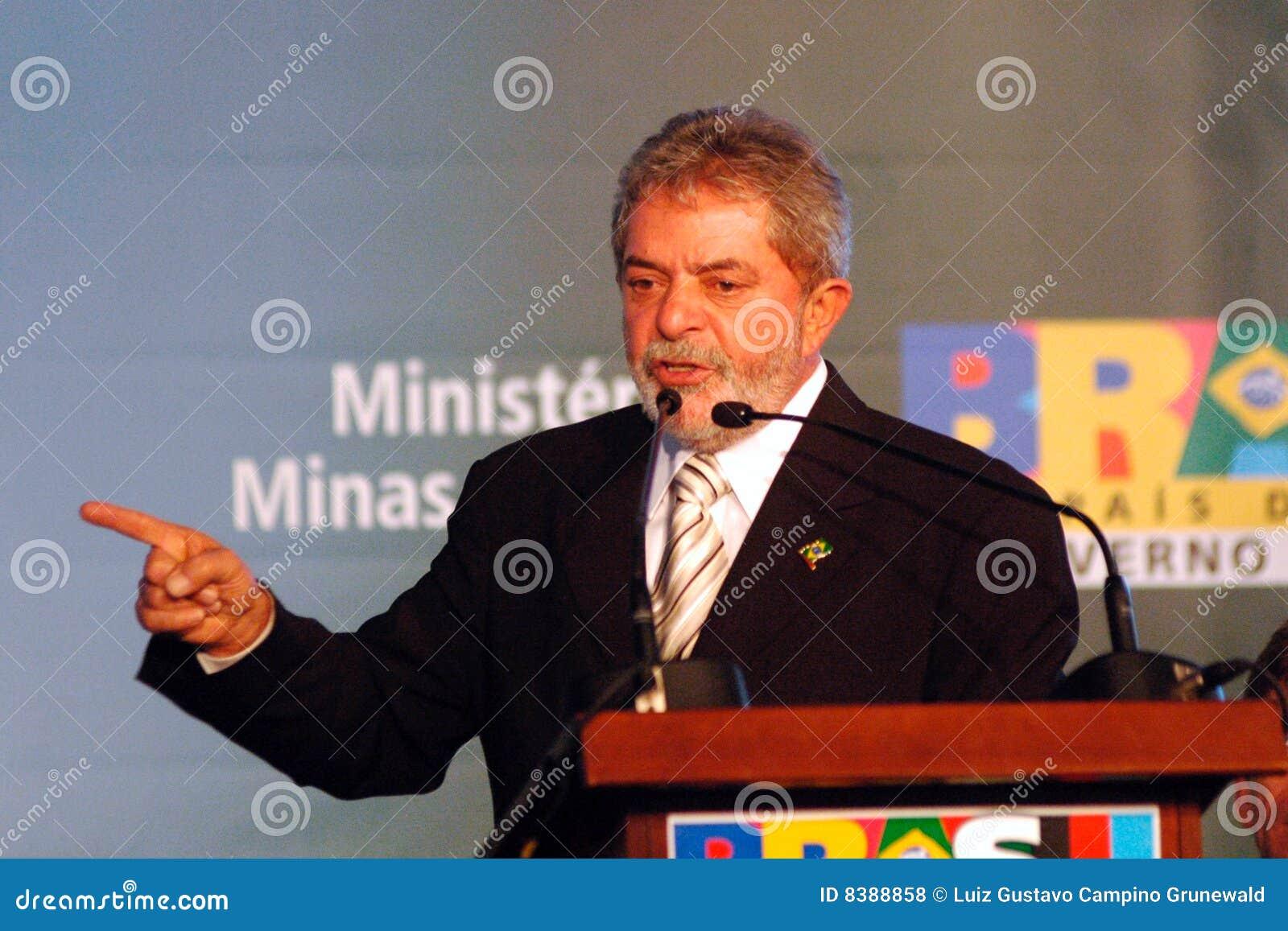 Präsident von Brasilien