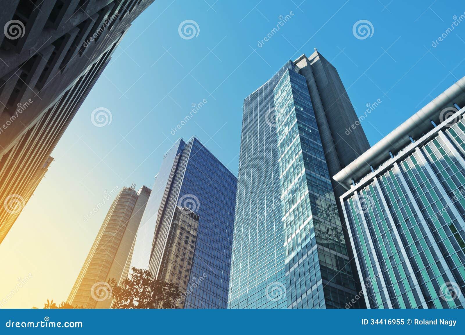 Prédios de escritórios em Makati, Manila - Filipinas