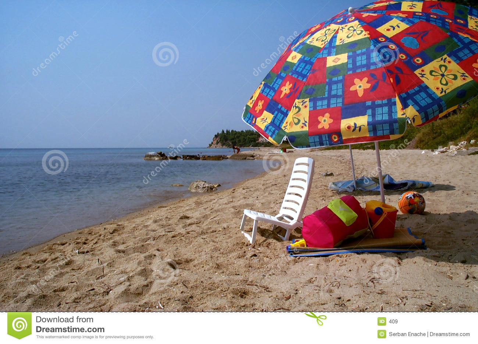 Présidence de exposition au soleil et l été perdu