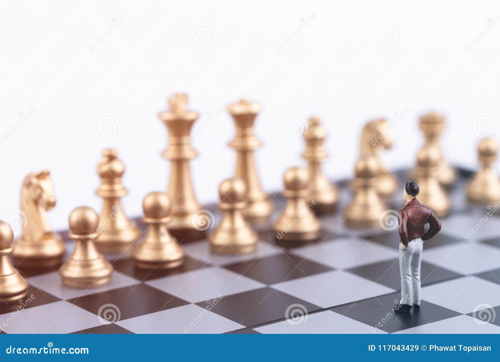 Prévoyez la principale stratégie du concept réussi de chef de file des affaires