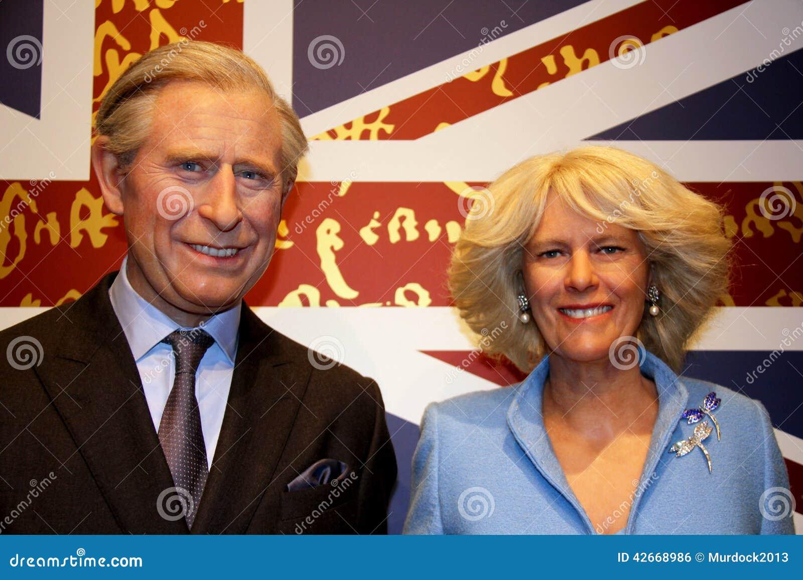 Principe Charles E Camilla Parker Bowles Foto Editorial Imagem De Principe Bowles 42668986