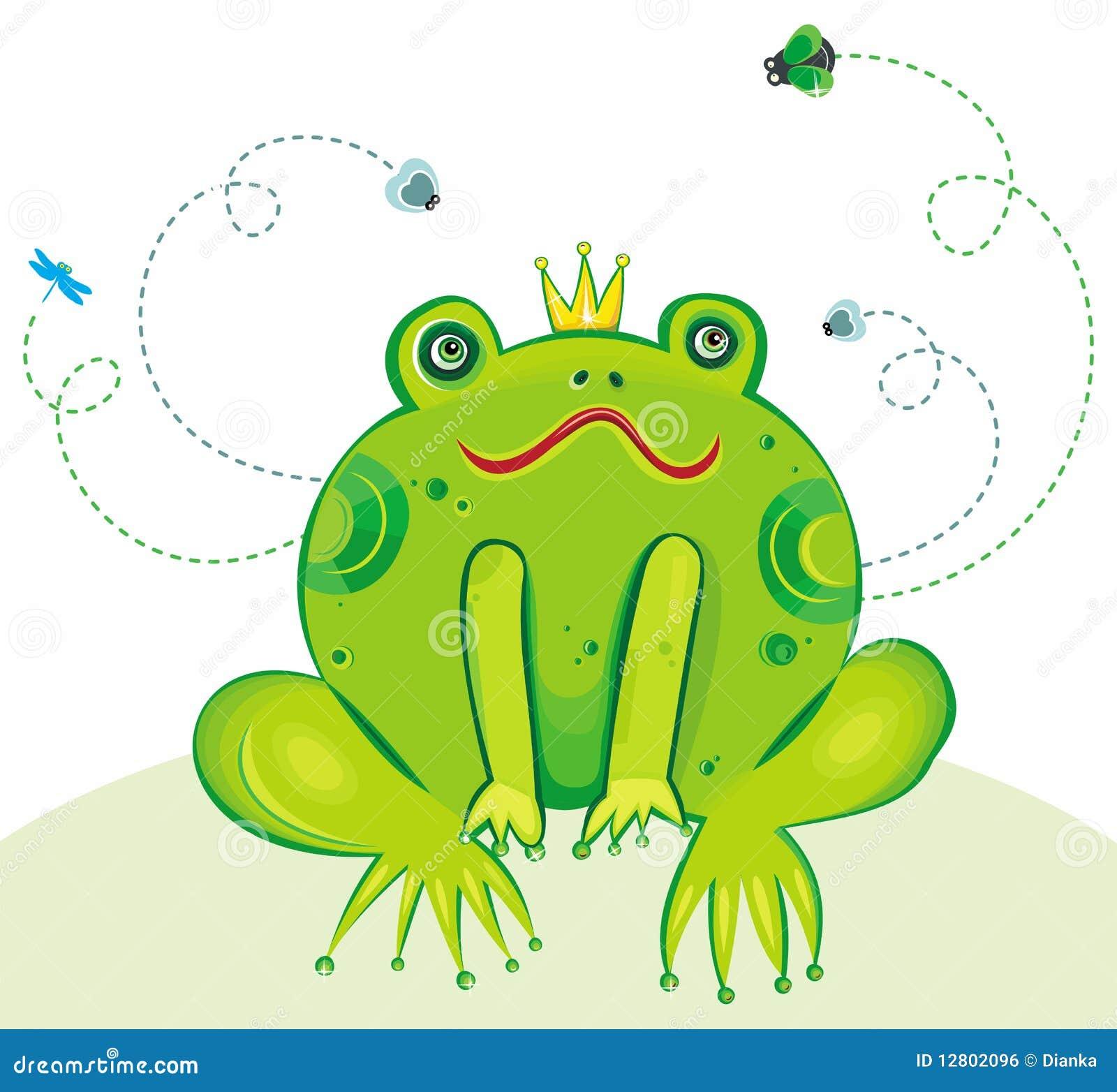 Príncipe Vetor Ilustração da râ