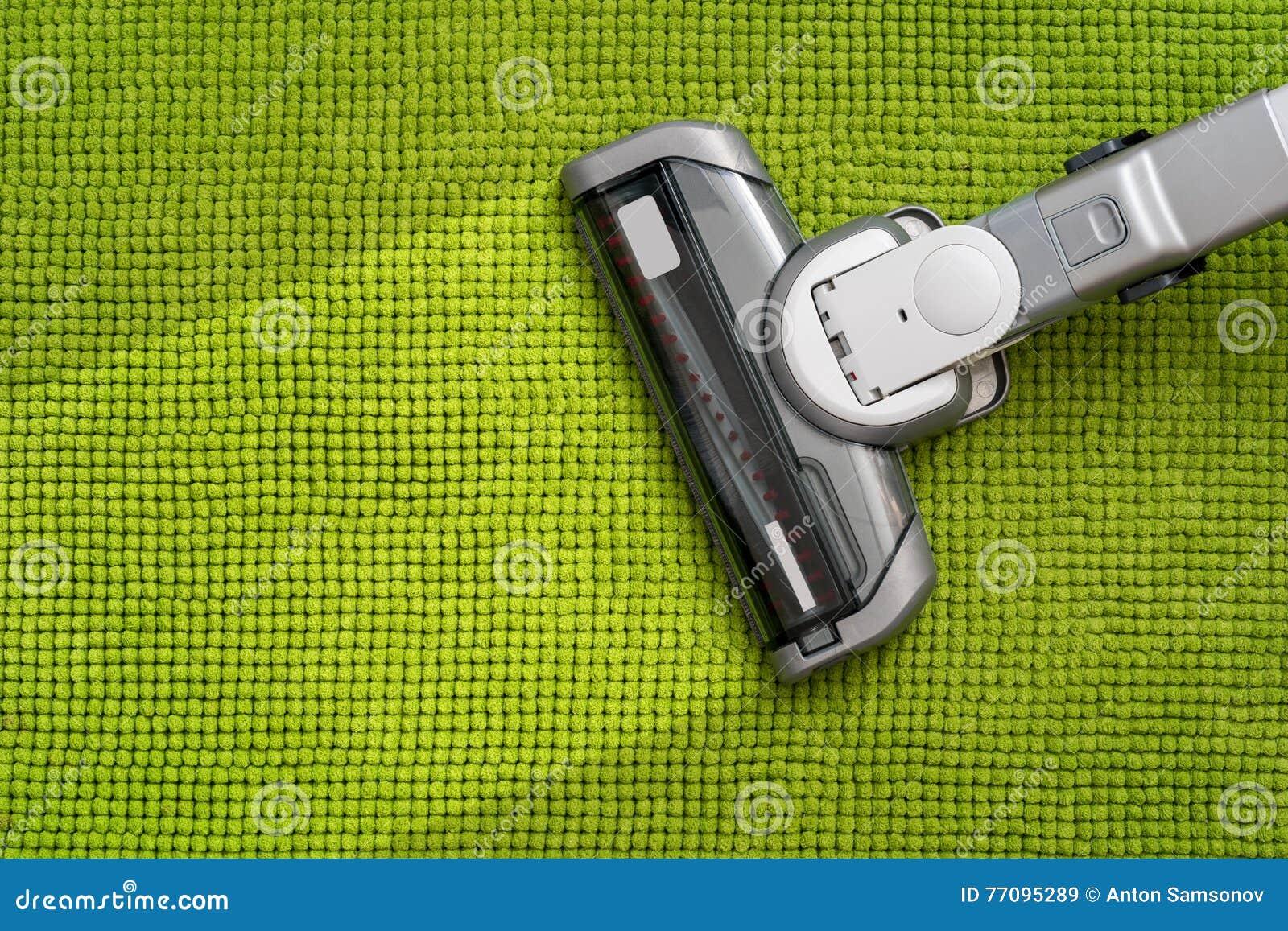 Próżniowy cleaner na podłoga