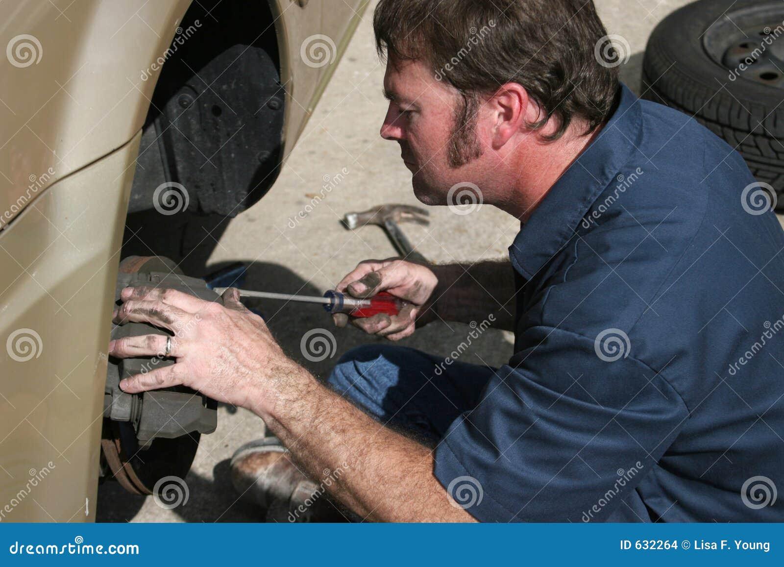 Prüfen des Bremsen-Gehäuses