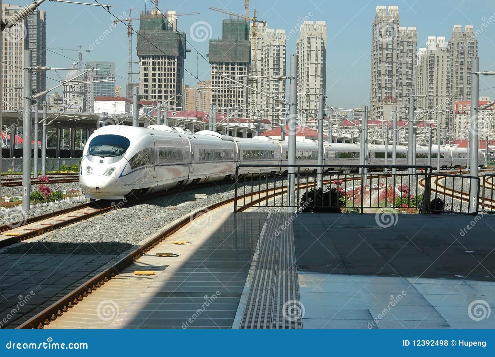 Prędkość porcelanowy wysoki pociąg