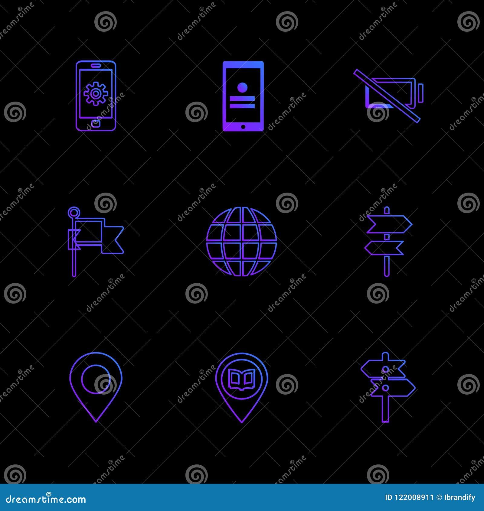Praatje, gesprek, mobiel, connectiviteit, navigatie, wereld