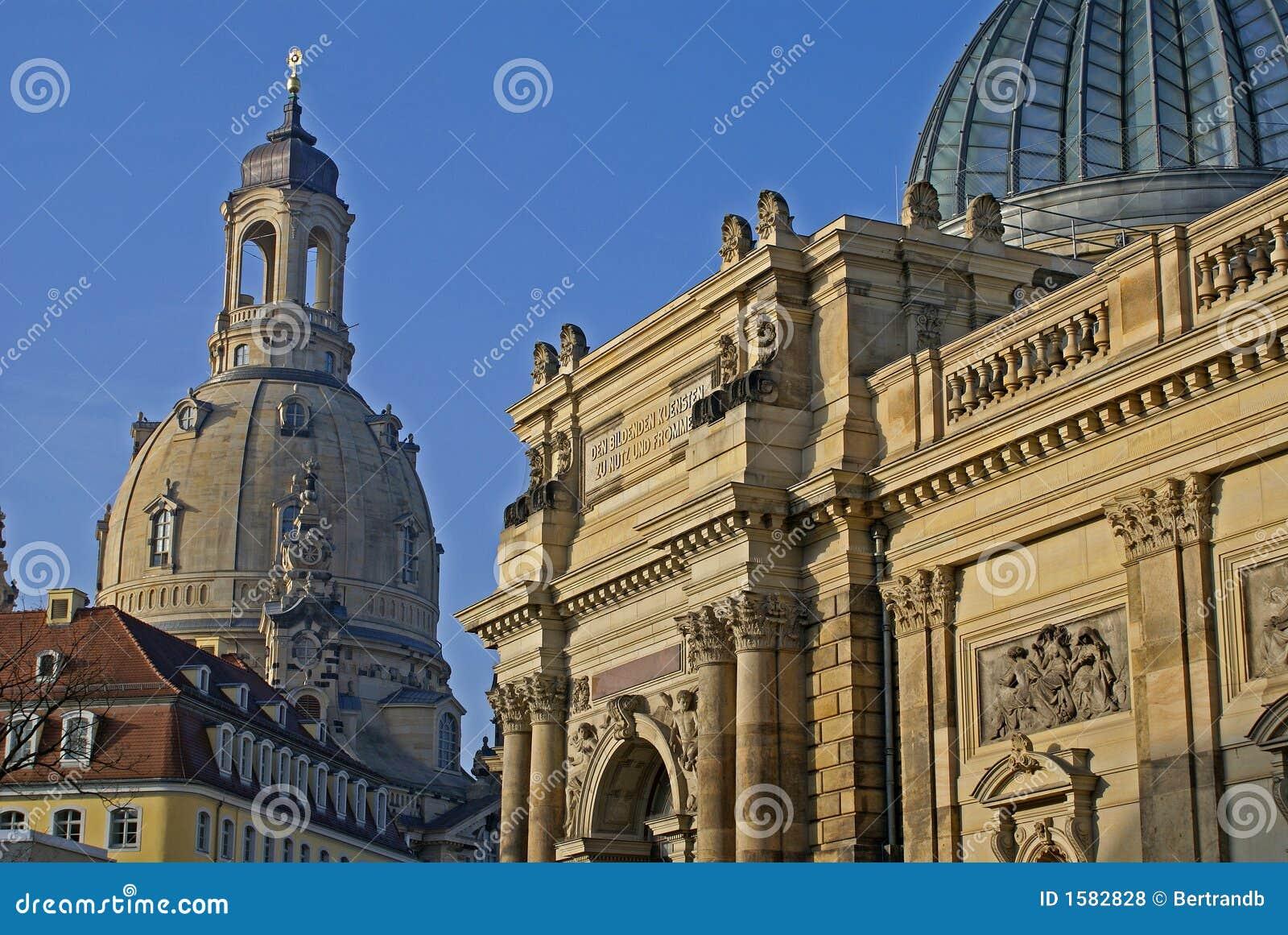 Pracht van Dresden