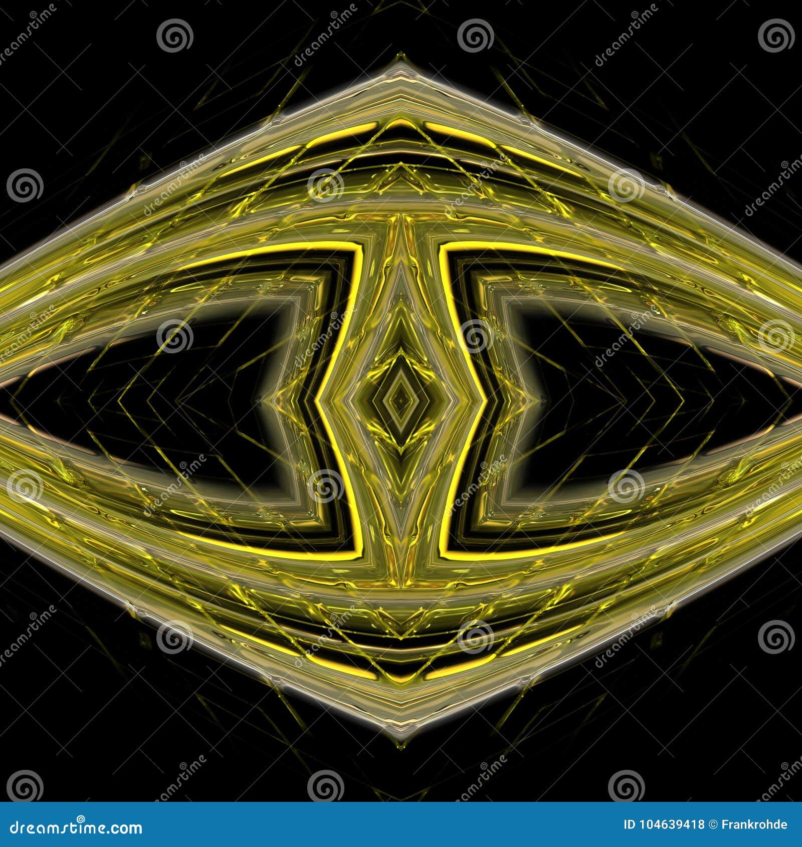 Download Prachtig Samenvatting Geïllustreerd Glasontwerp Stock Illustratie - Illustratie bestaande uit kunstwerk, glas: 104639418