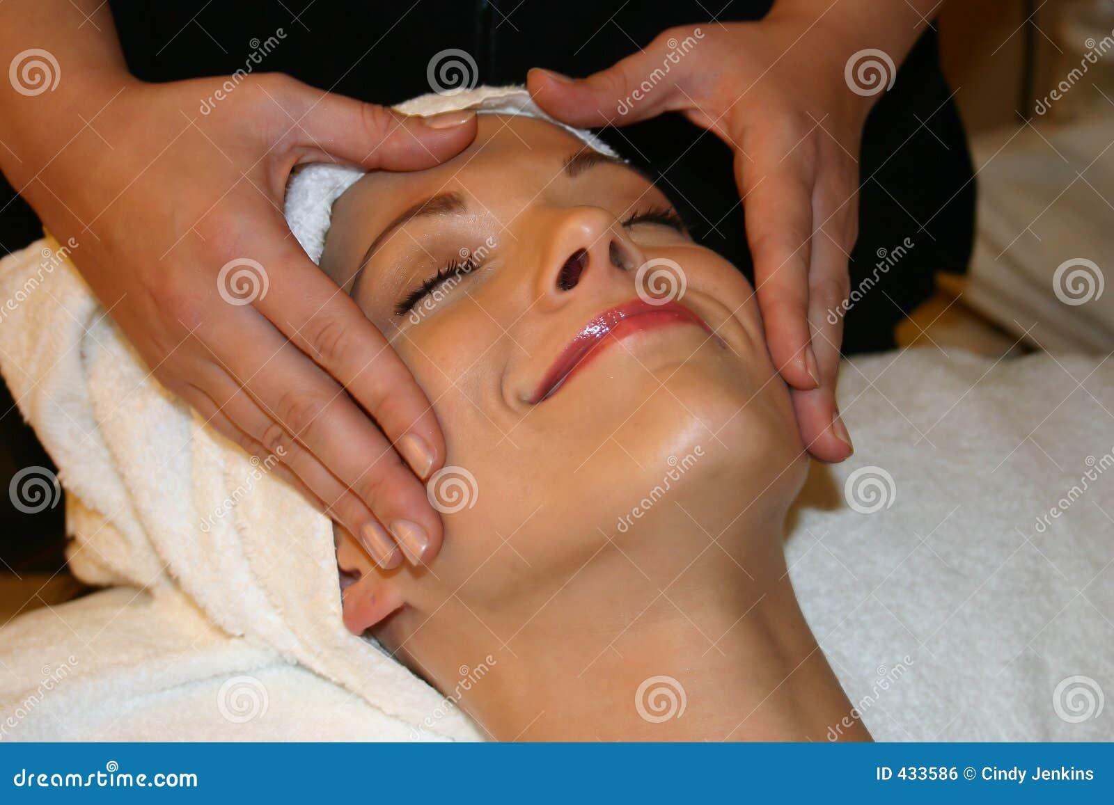 club massage donkere huid