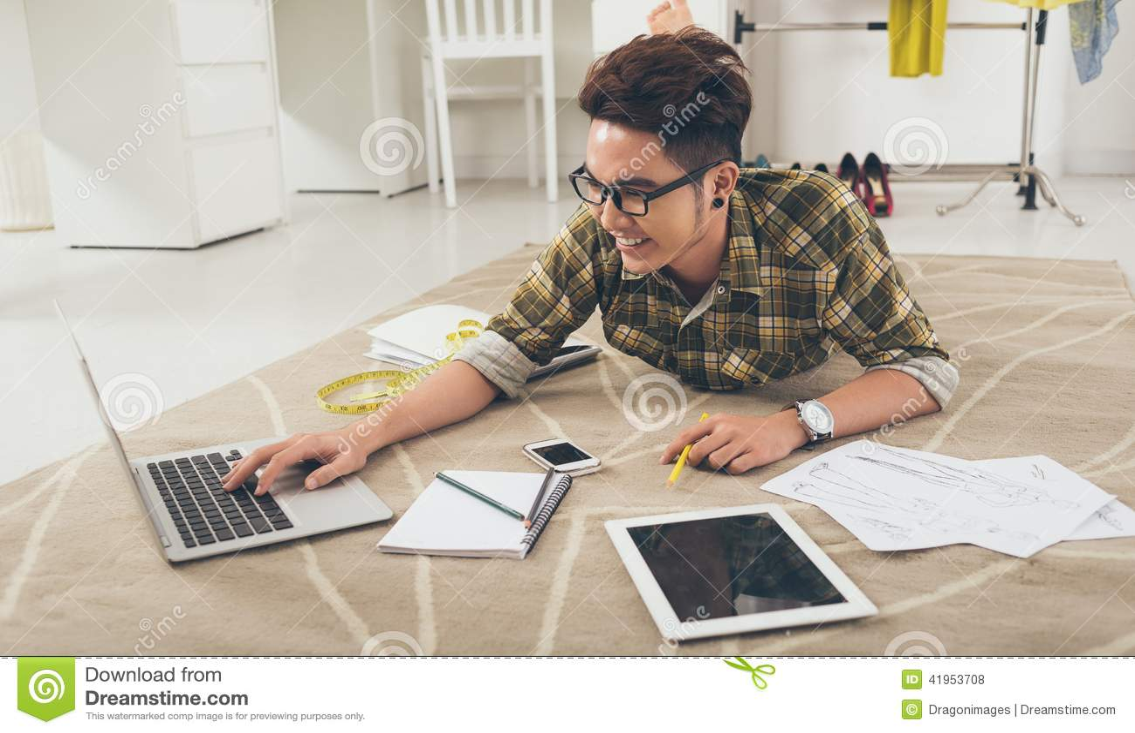 Pracować na podłoga