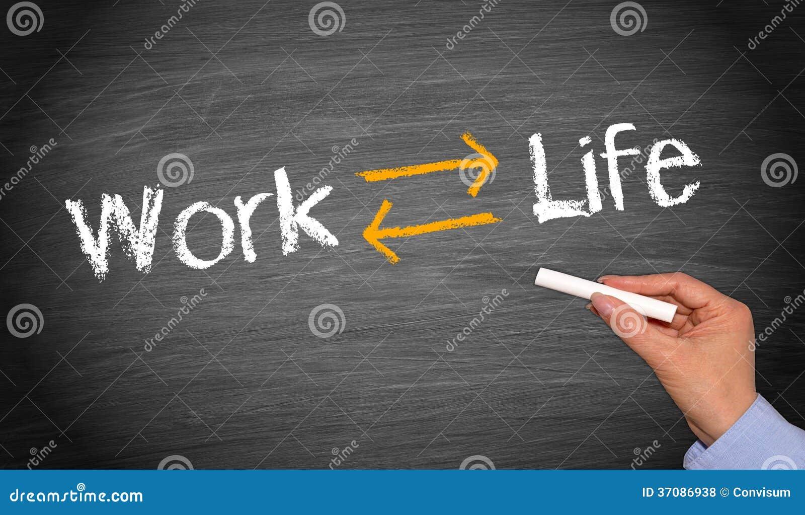 Download Pracy życia równowaga zdjęcie stock. Obraz złożonej z rodzina - 37086938