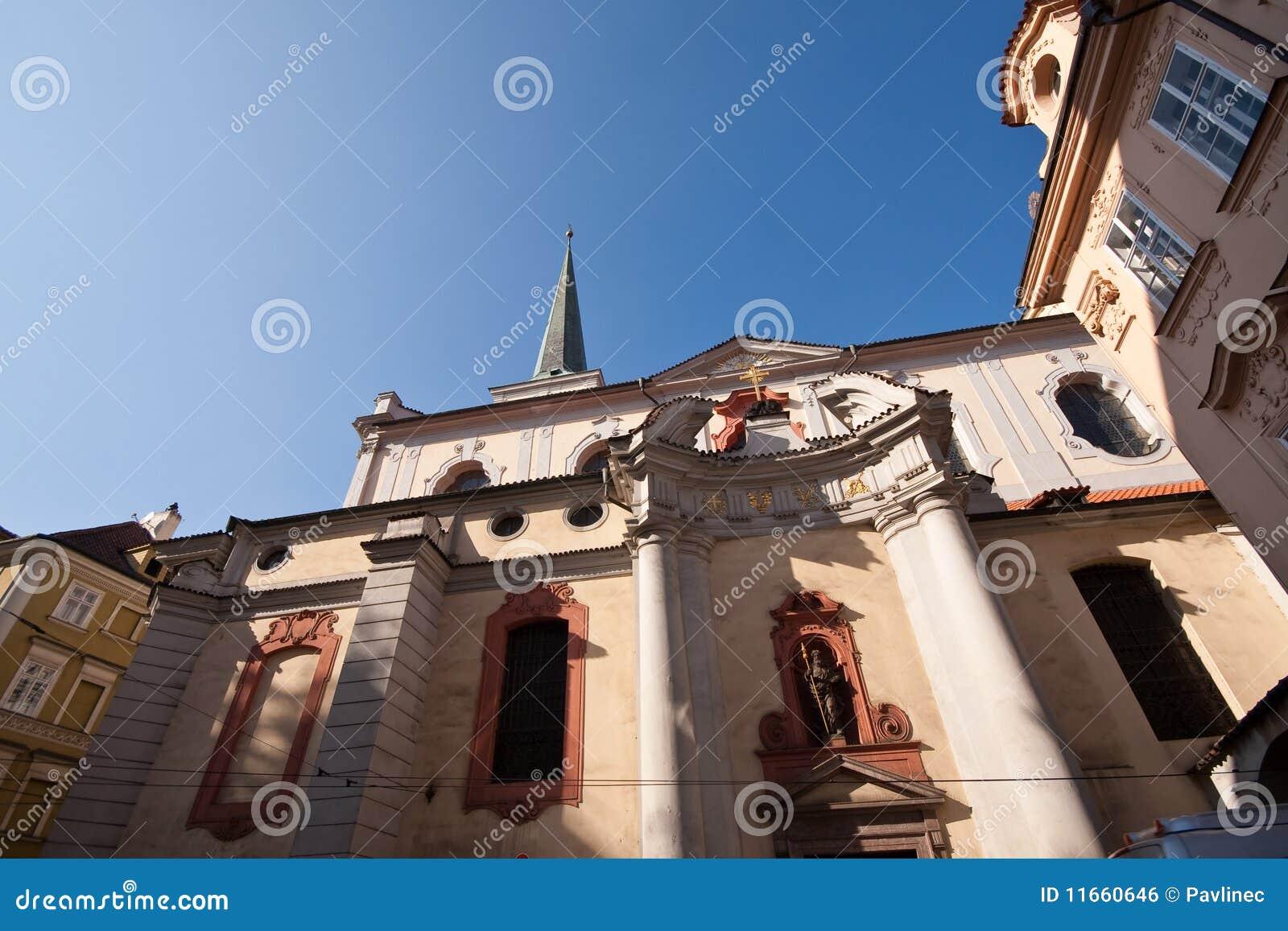 Prag зодчества историческое