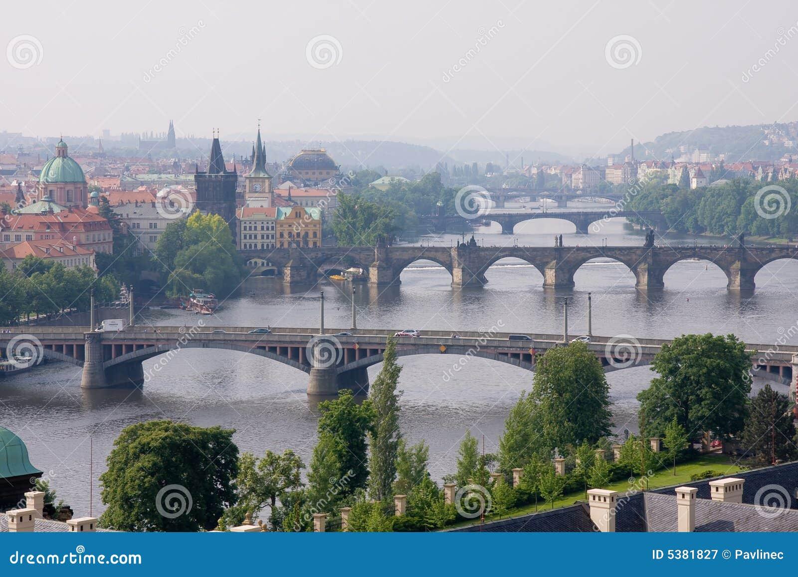 Prag architektury